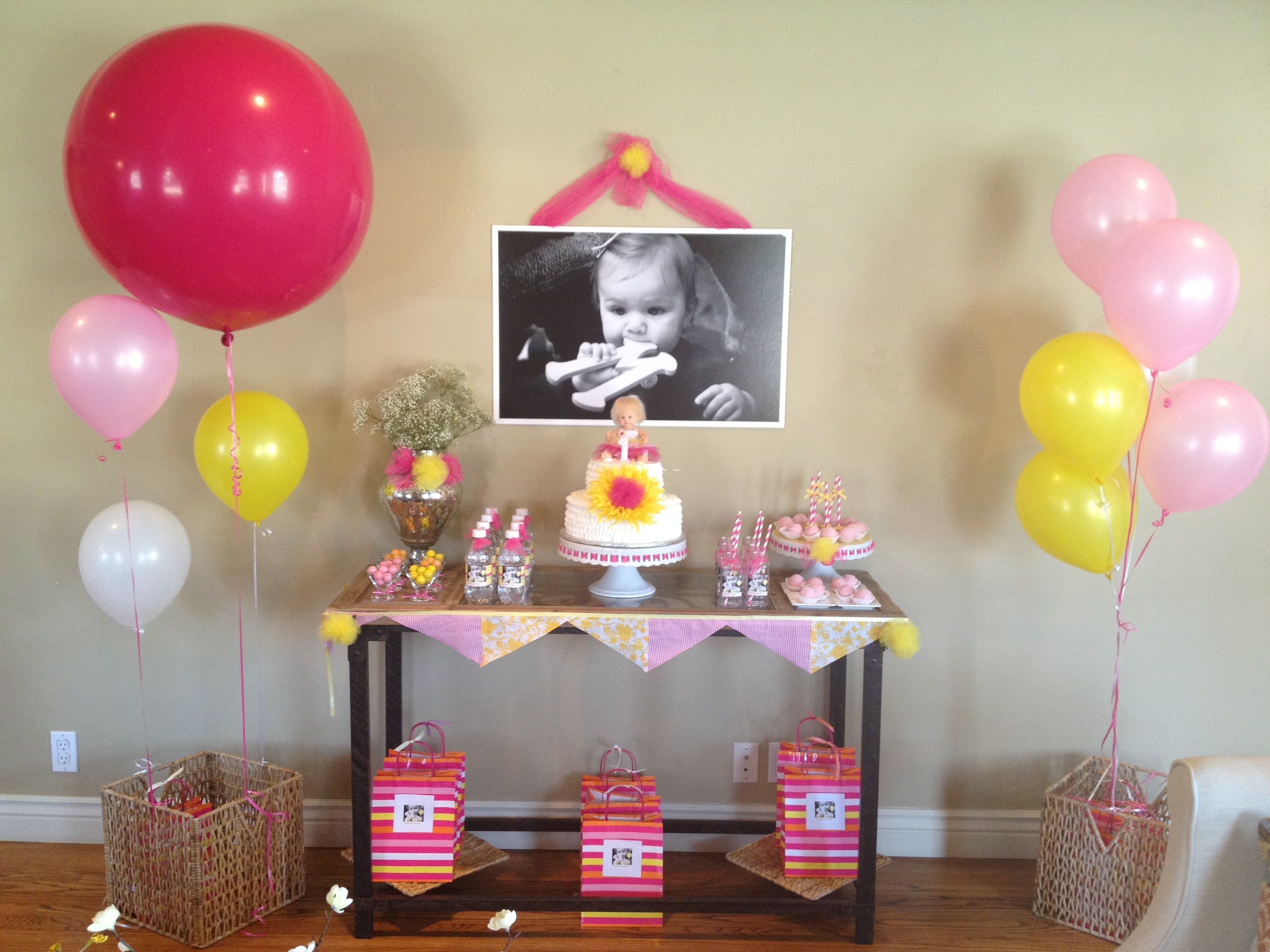 10 Great 1 Year Old Birthday Party Ideas vintage chic 1 year old birthday party www 1 2020