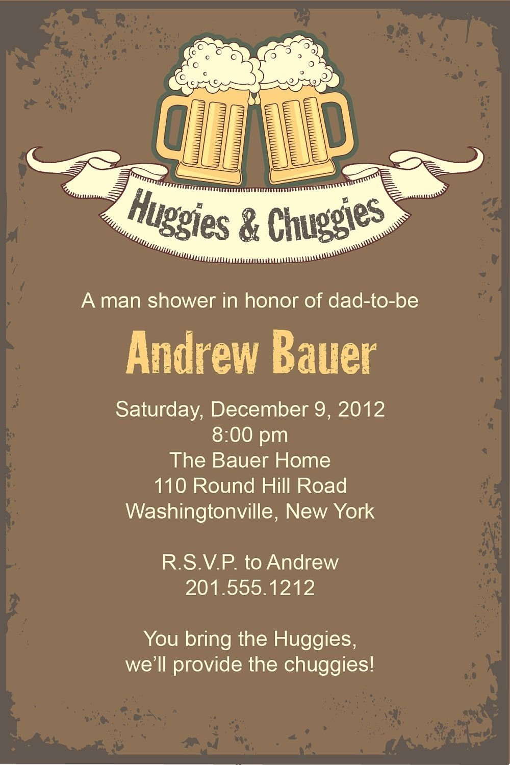 10 Elegant Diaper Party Ideas For Men vintage huggies chuggies bbq beer and babies diaper party 2021