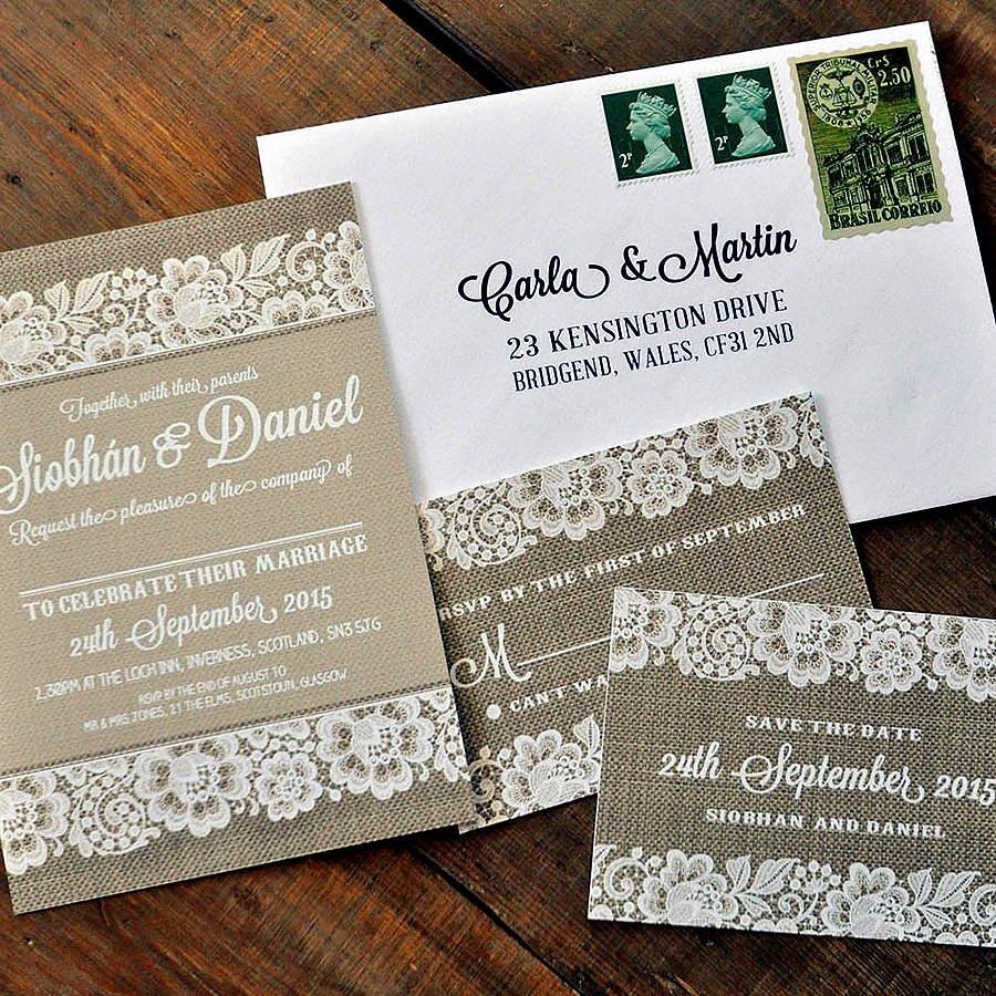 10 Nice Save The Date Invitation Ideas vintage lace wedding day invitationfeel good wedding invitations 2020