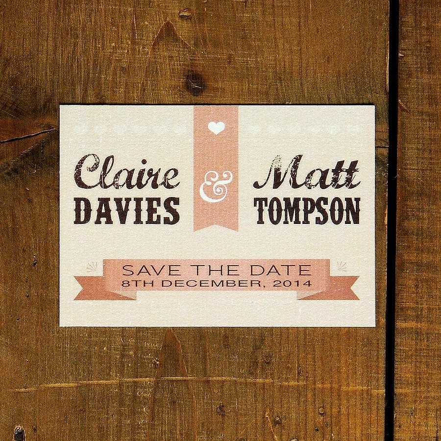 10 Most Recommended Save The Date Ideas Wedding vintage poster wedding save the date card or magnetfeel good 1 2020