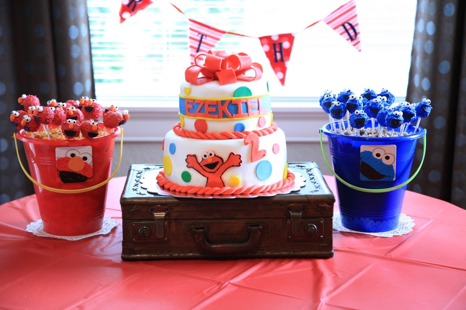 10 Amazing Elmo Themed Birthday Party Ideas vintage pretty elmo birthday party 2020