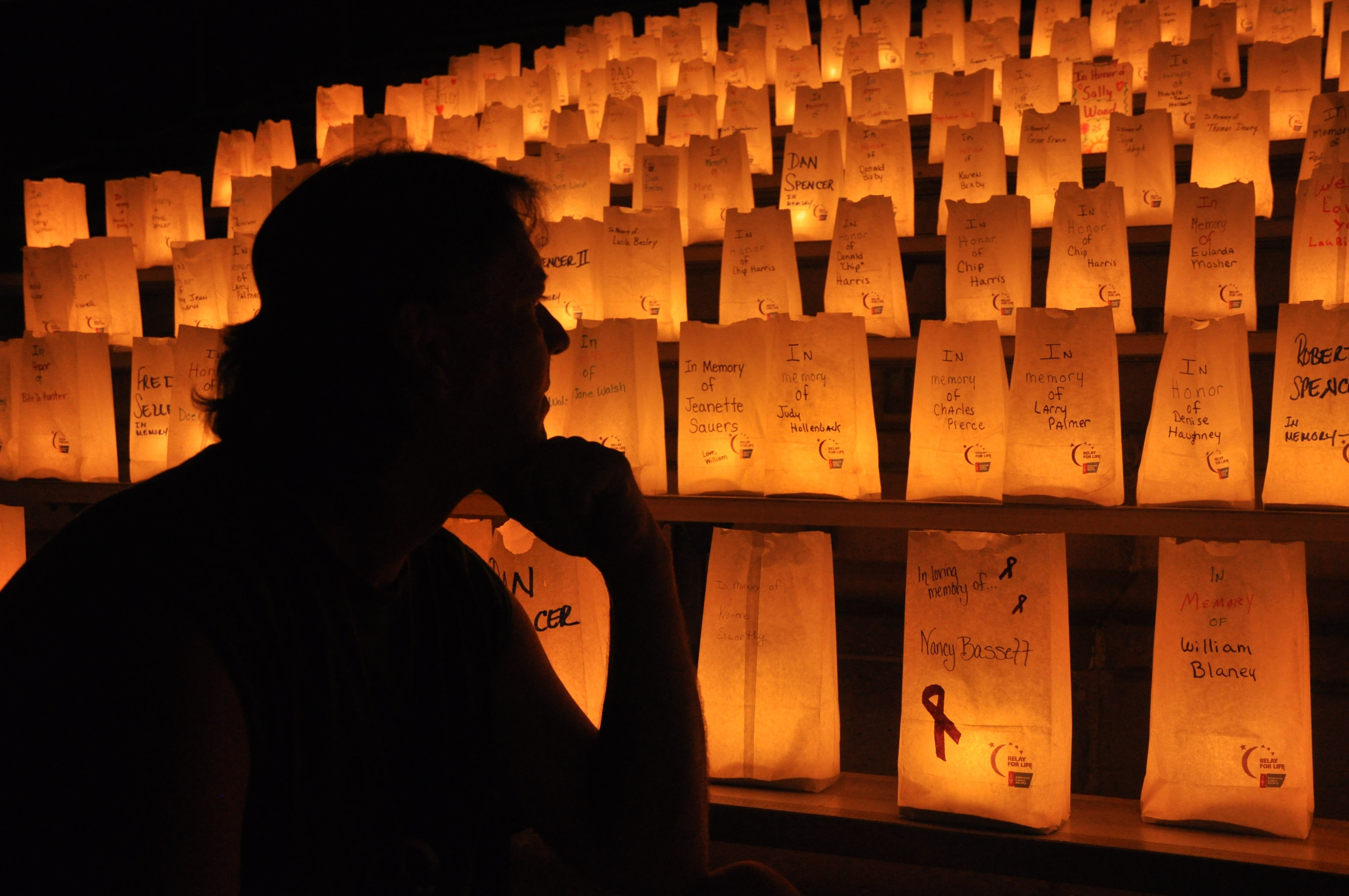10 Most Recommended Relay For Life Luminaria Ceremony Ideas walk for life west coast style 2020