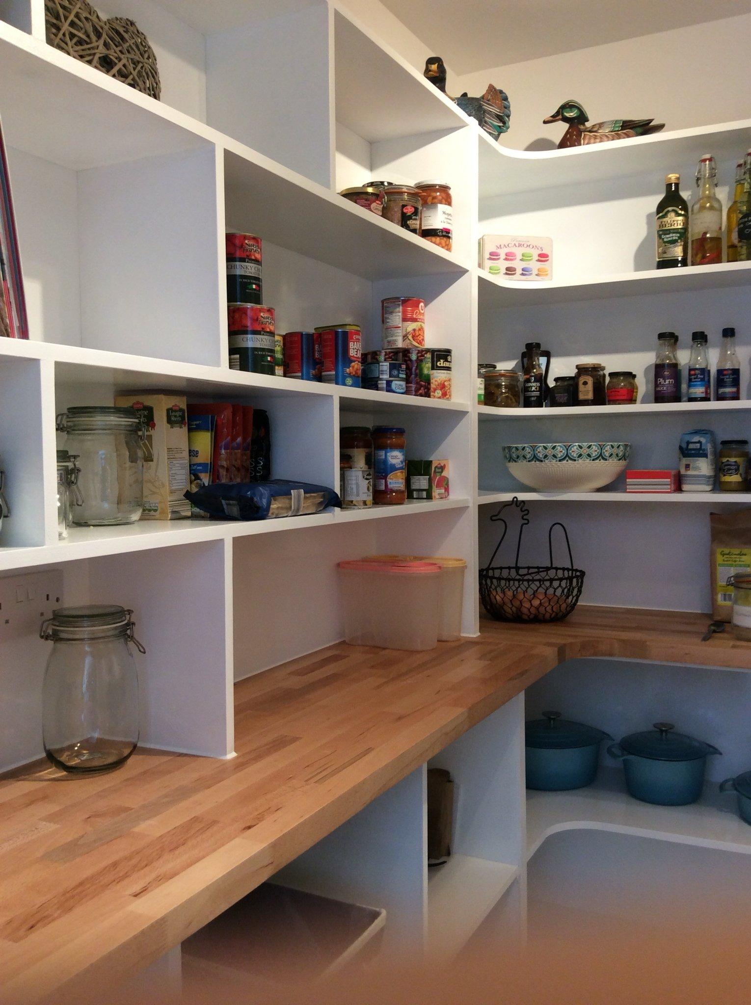 10 Ideal Walk In Pantry Shelving Ideas walk in pantry shelving secret shelves 2020