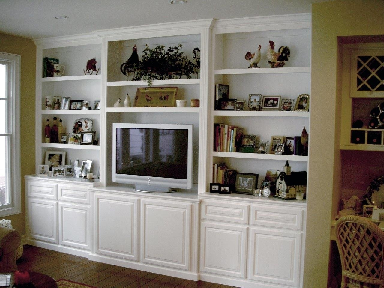 10 Awesome Built In Entertainment Center Ideas wall units built in entertainment center built in entertainment