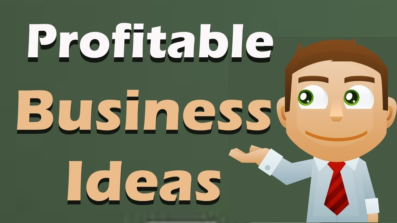 10 Great Business Ideas With Low Investment want to start a business see top profitable business ideas youtube 2021