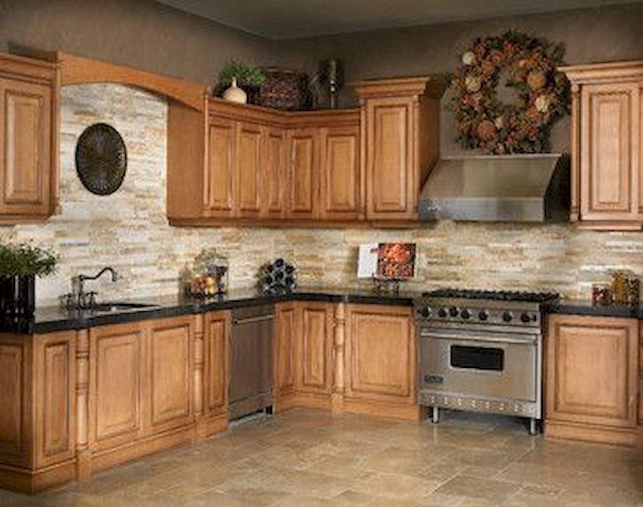 10 Best Kitchen Ideas With Oak Cabinets warm kitchen colors with white cabinets honey oak kitchen cabinets 2020