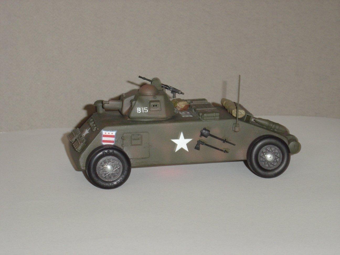 warwheels - cub scout pinewood derby armored car