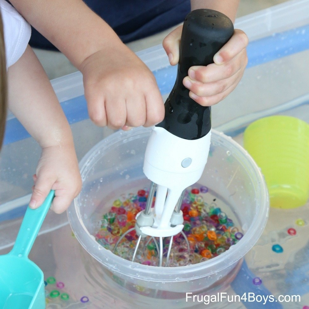 10 Lovely Sand And Water Table Ideas water table play ideas 1 2020