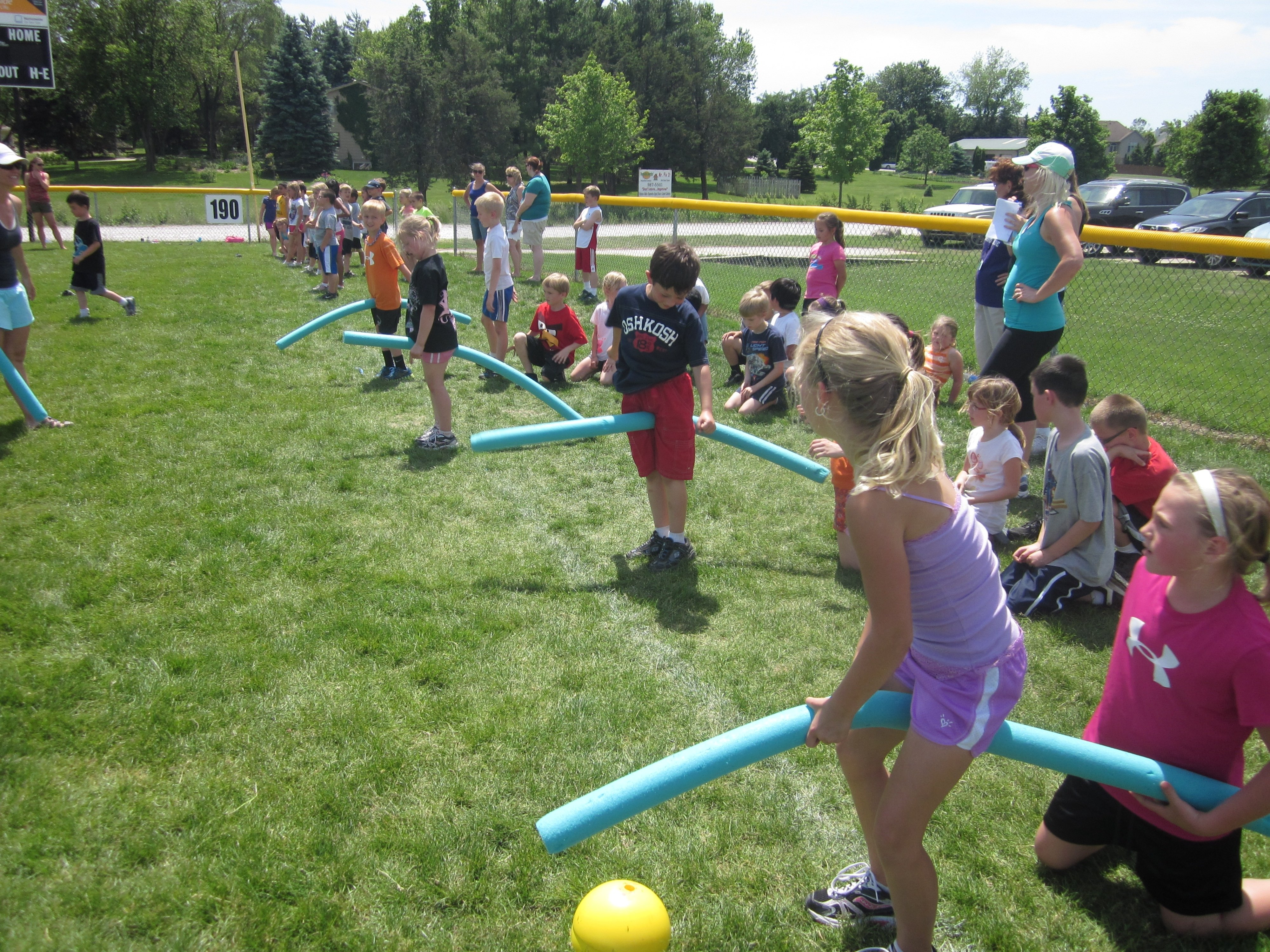 waukee community school district » eason field day