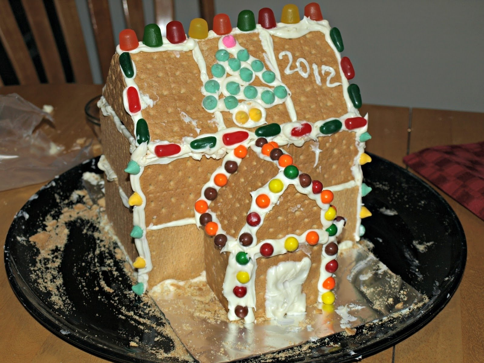 10 Wonderful Gingerbread House Ideas For Kids we love being moms easy diy gingerbread houses 2020
