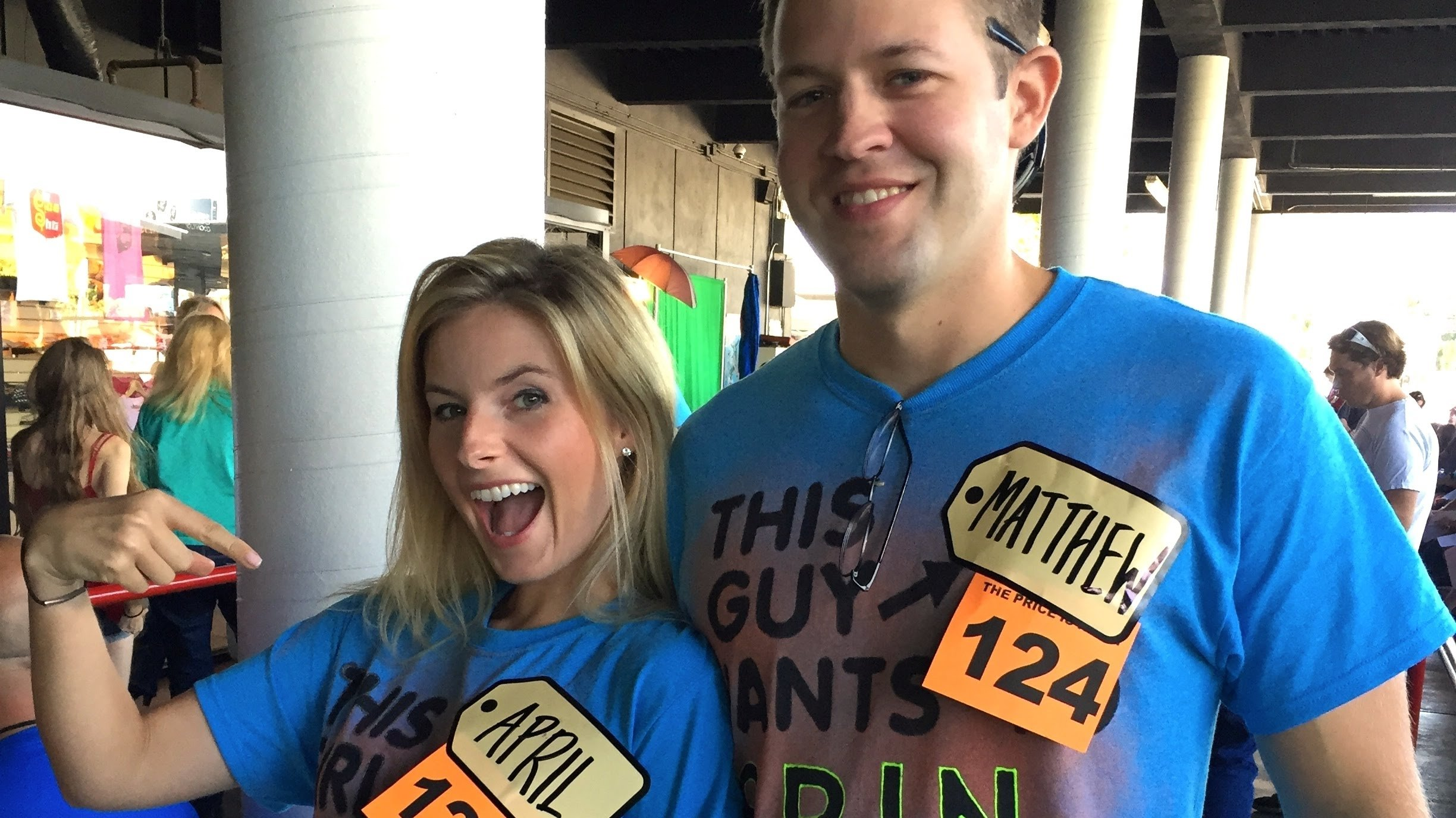 10 Lovely Price Is Right T Shirt Ideas we made it on the price is right youtube 1