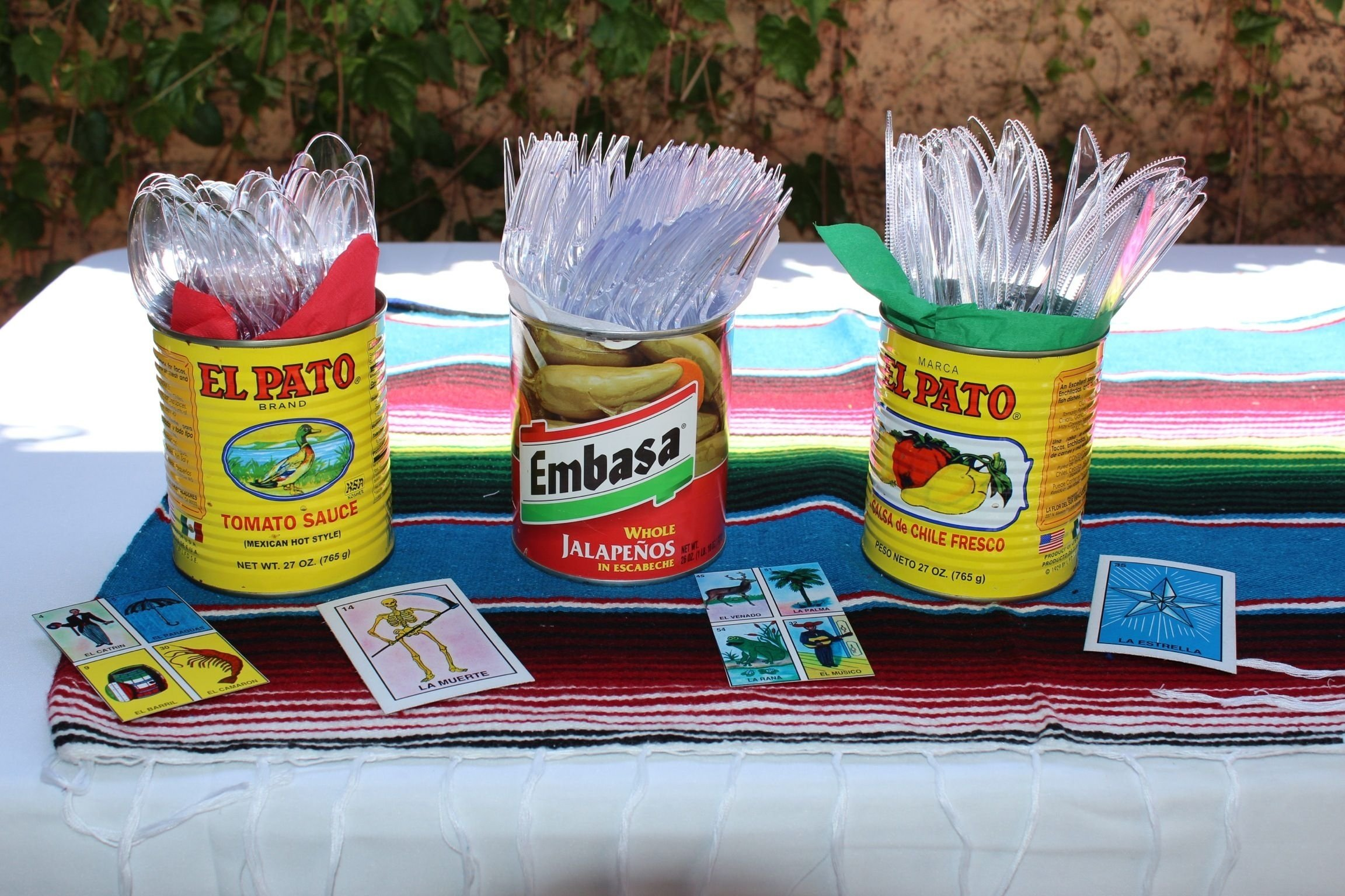 10 Attractive Mexican Party Ideas For Adults we put these at the end or start of the serving line for utensils 2021