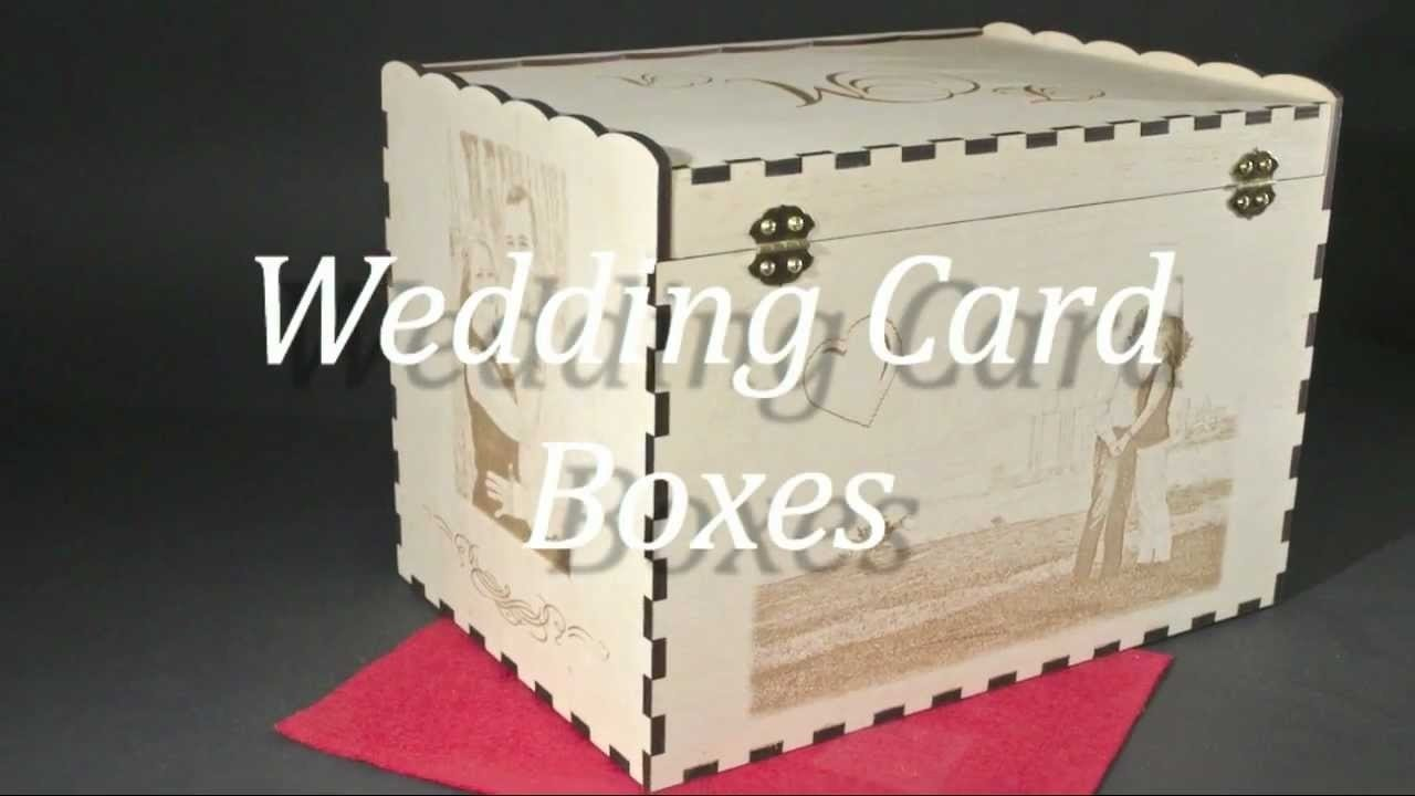 10 Most Popular Card Box Ideas For Wedding wedding card box ideas personalized youtube 2020