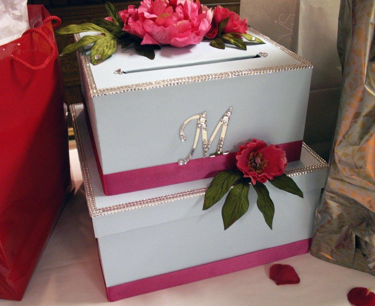 10 Unique Diy Wedding Card Box Ideas wedding card box project