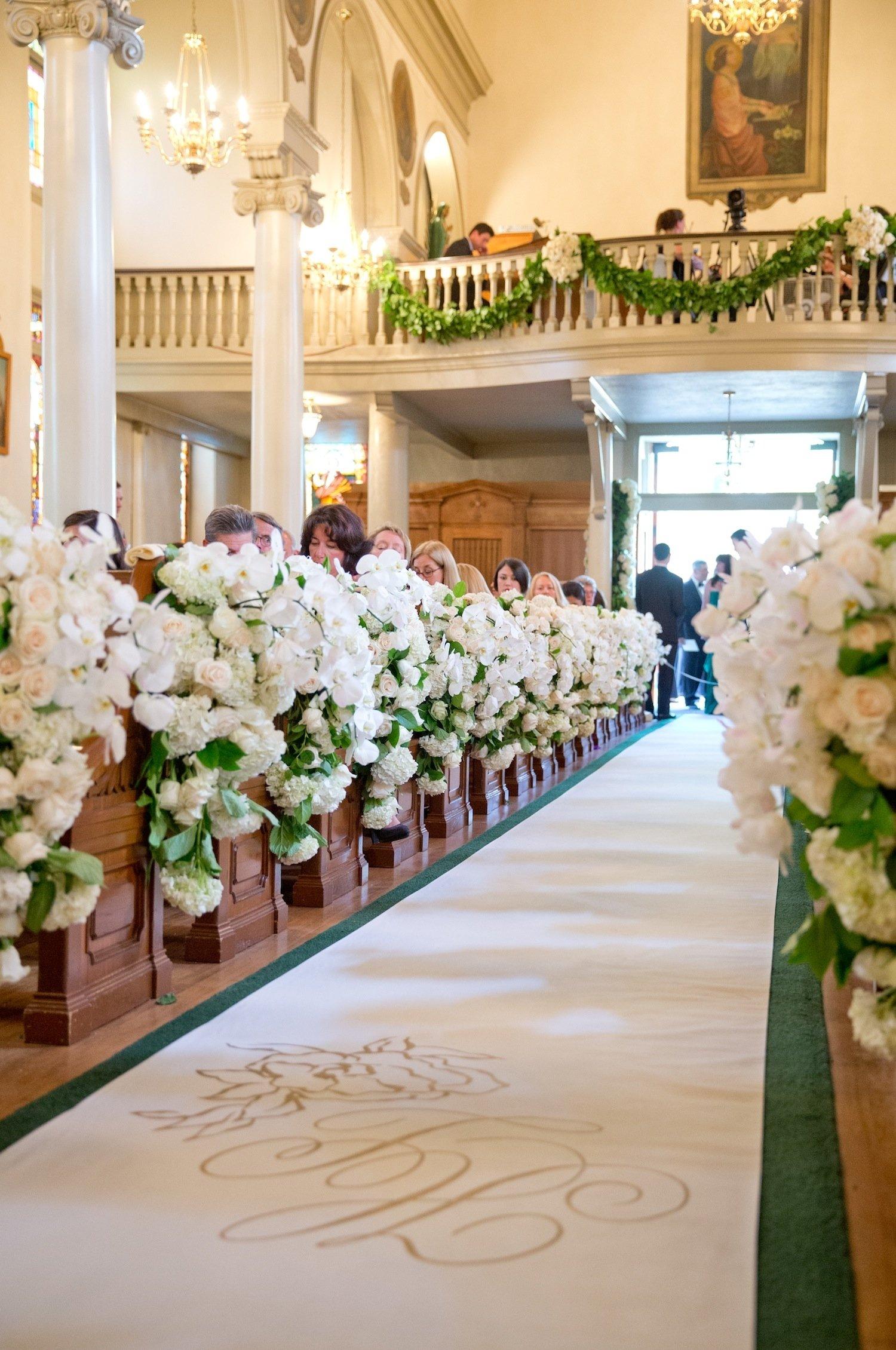 10 Great Wedding Decoration Ideas For Church wedding ceremony ideas 13 decor ideas for a church wedding inside