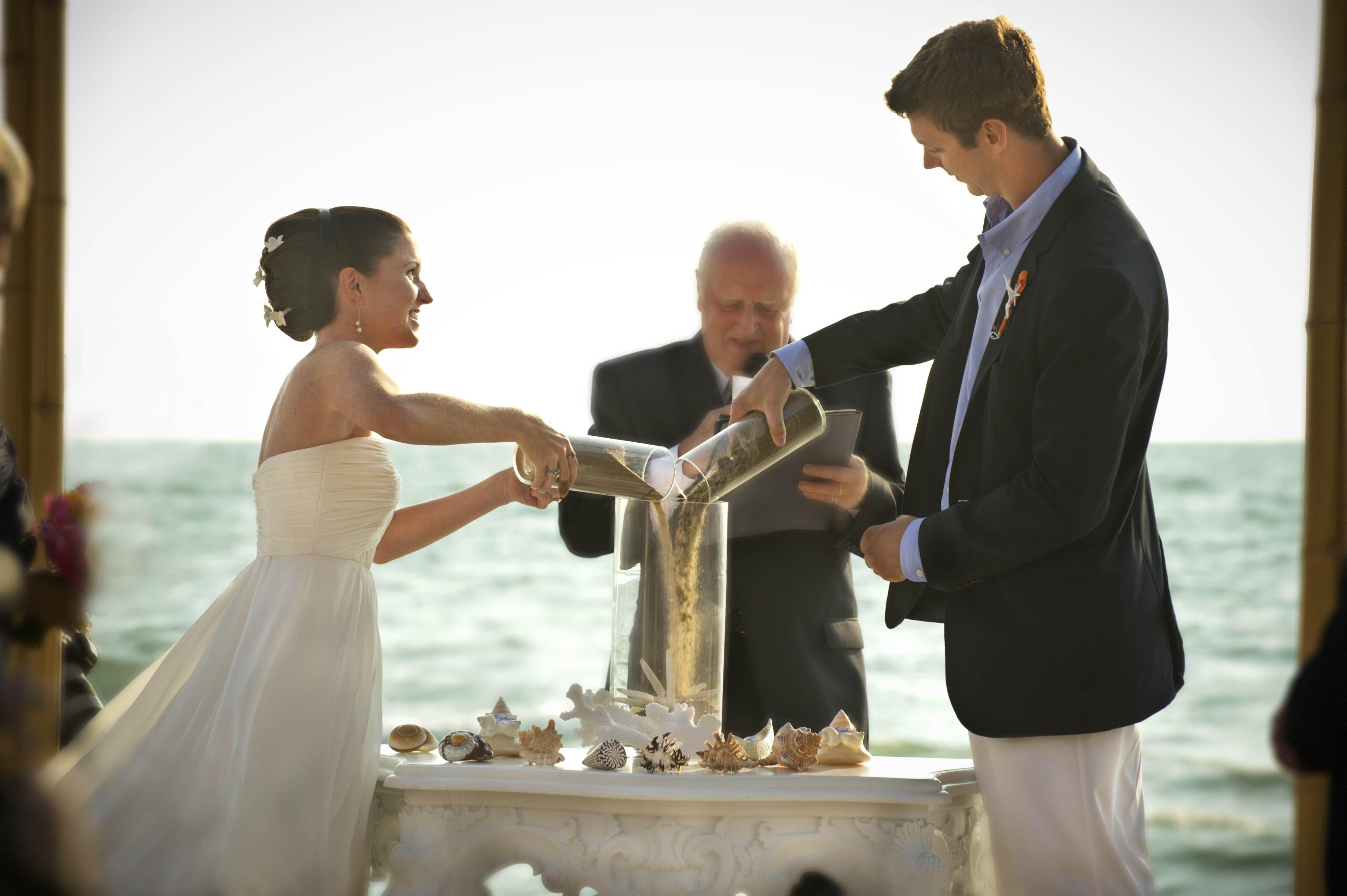 10 Stylish Wedding Ceremony Ideas Instead Of Unity Candle wedding ceremony ideas unity ceremonies for nuptials inside weddings 1 2021