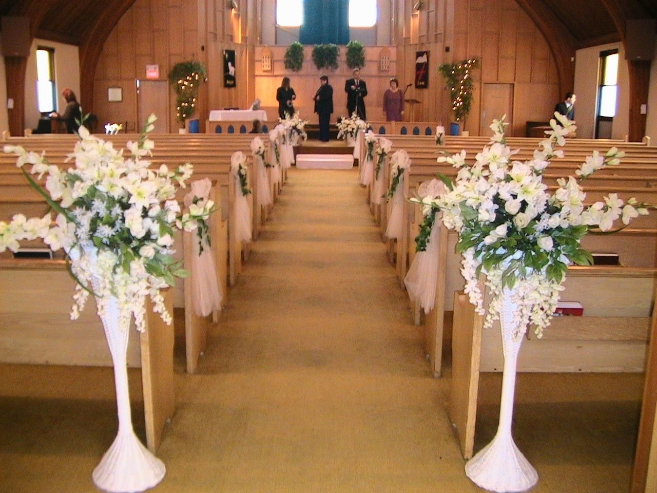wedding decorations for church | download wedding church decorations