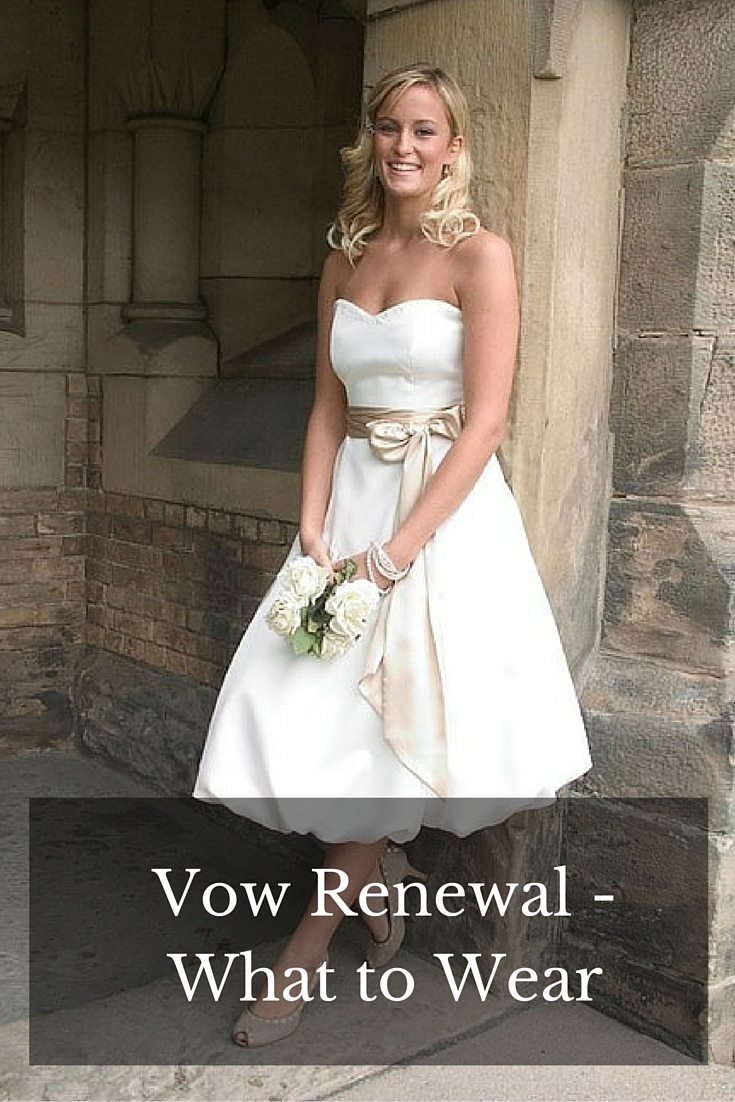 10 Fantastic Ideas For Renewing Wedding Vows wedding dresses top beach wedding vow renewal dresses for the 2020