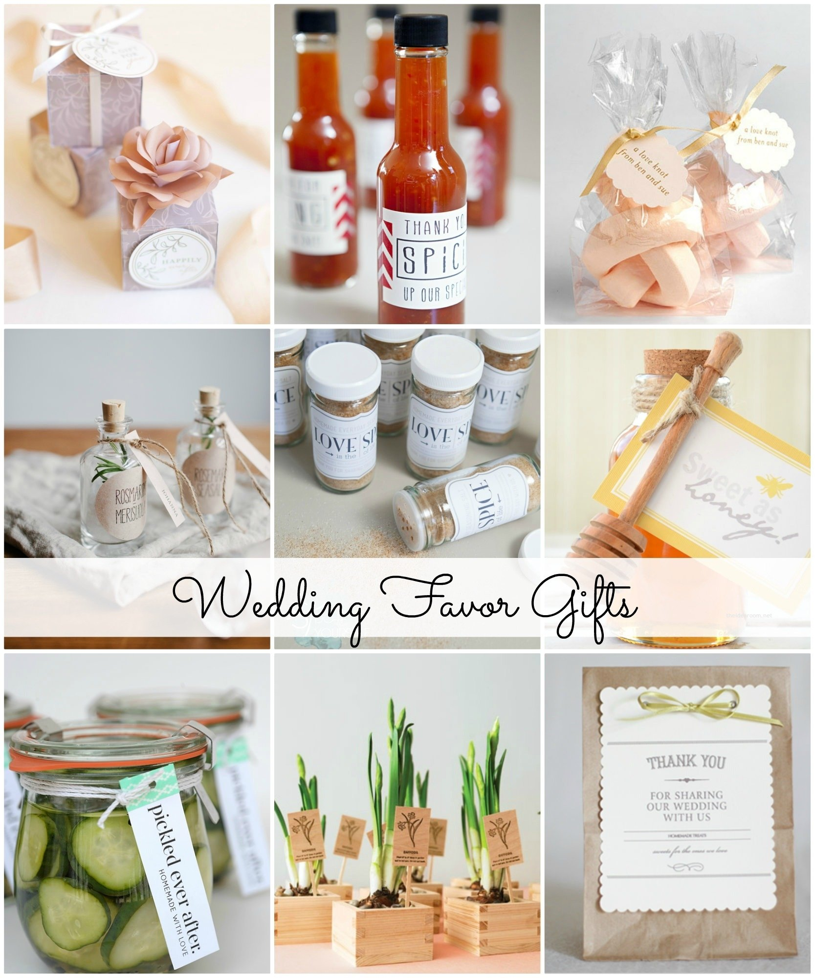 wedding favors: astounding best ever 10 pictures of guest gift ideas