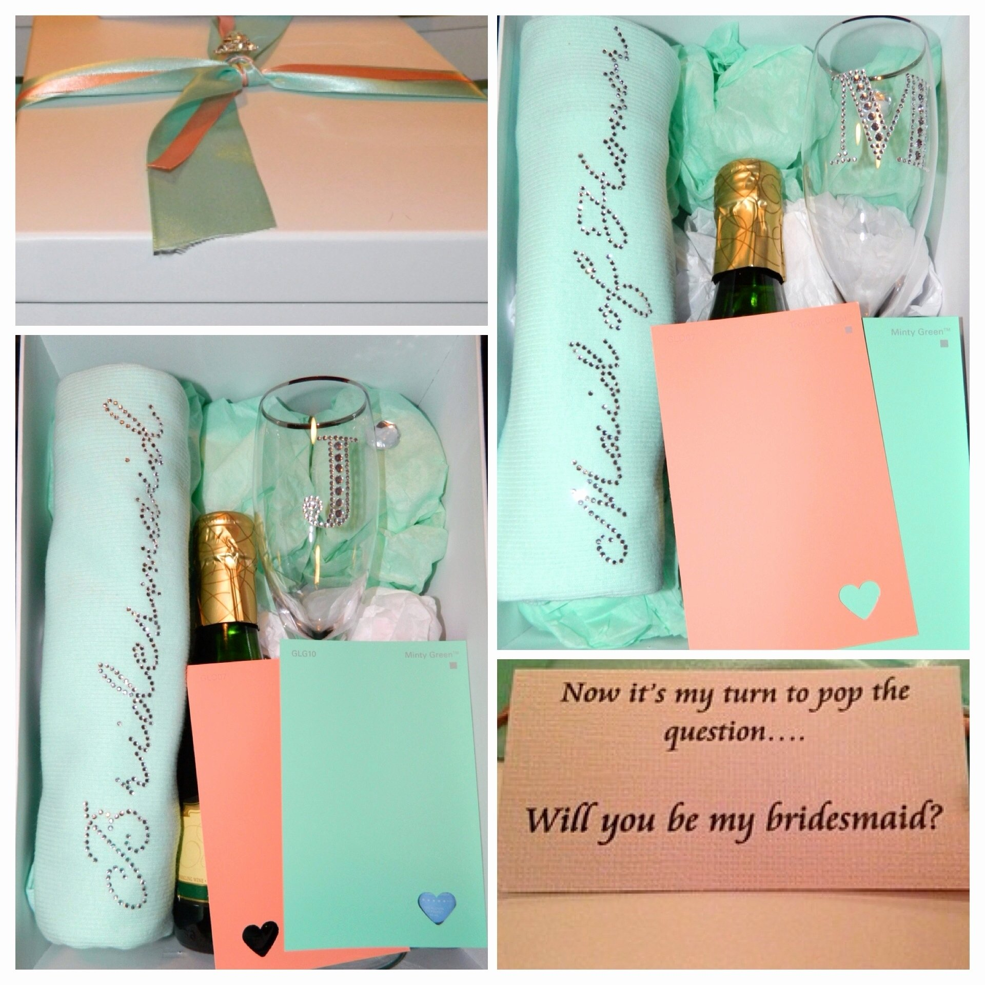 10 Elegant Gift Ideas For Maid Of Honor wedding gift from maid of honor to bride lovely maid honor proposal 2 2020
