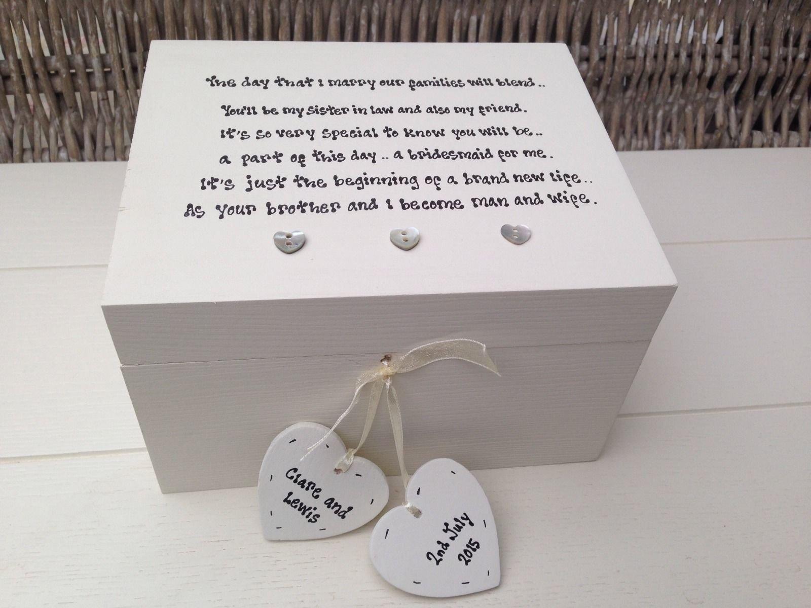Imgenes De Special Wedding Present For Sister
