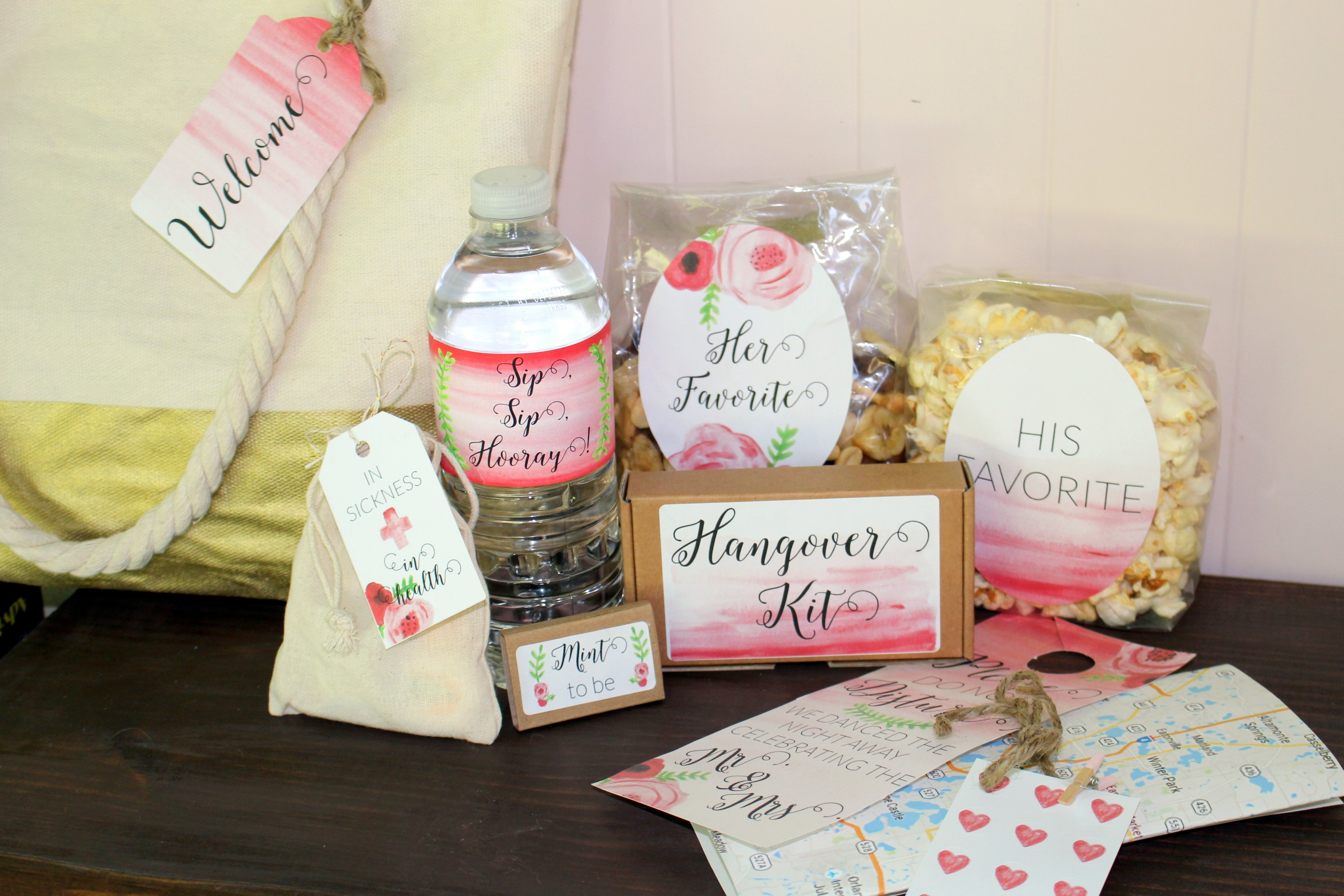 10 Fantastic Ideas For Wedding Welcome Bags wedding gift view ideas for gift bags for wedding guests your 2021