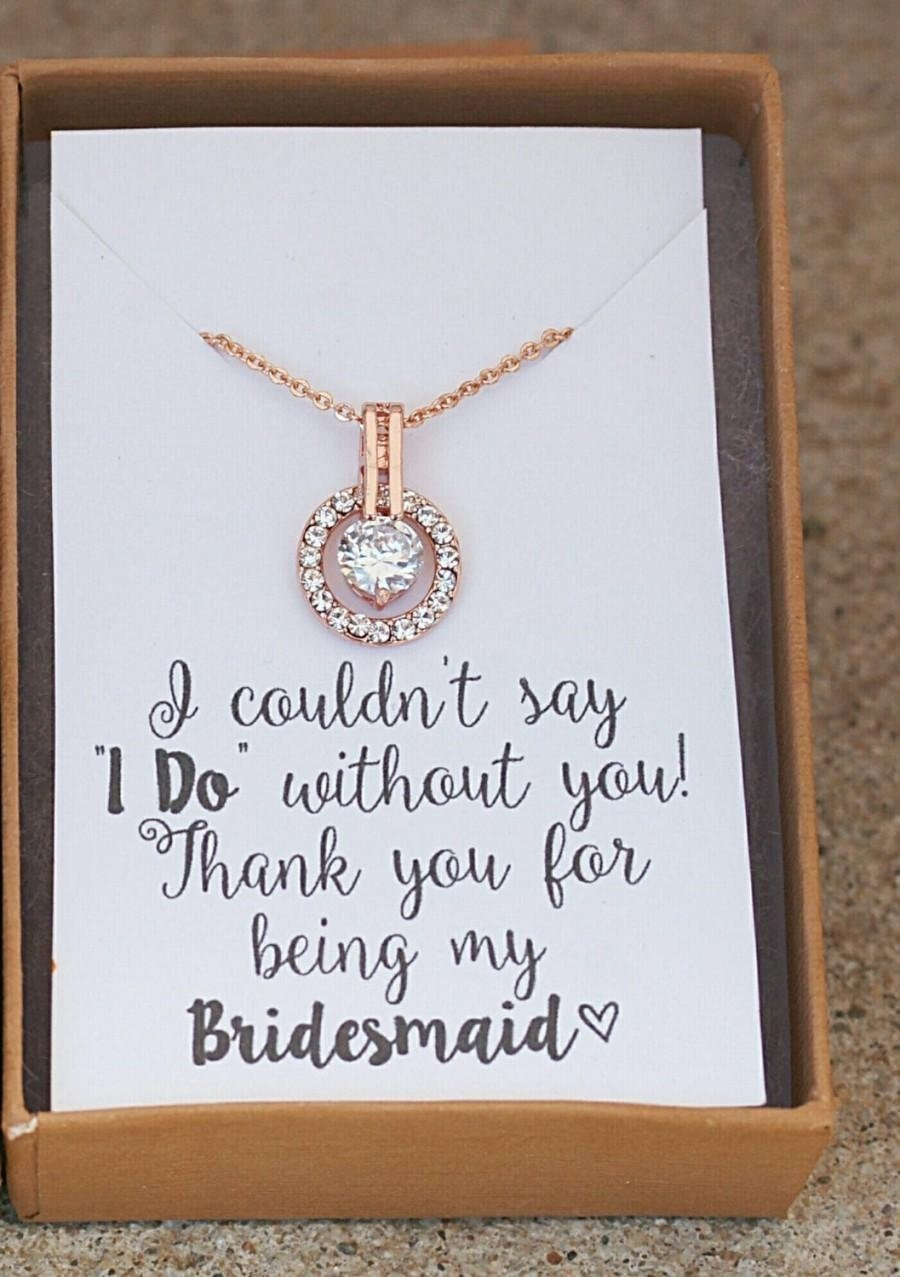 10 Elegant Gift Ideas For Maid Of Honor wedding gifts from bridesmaid gallery wedding decoration ideas 2020