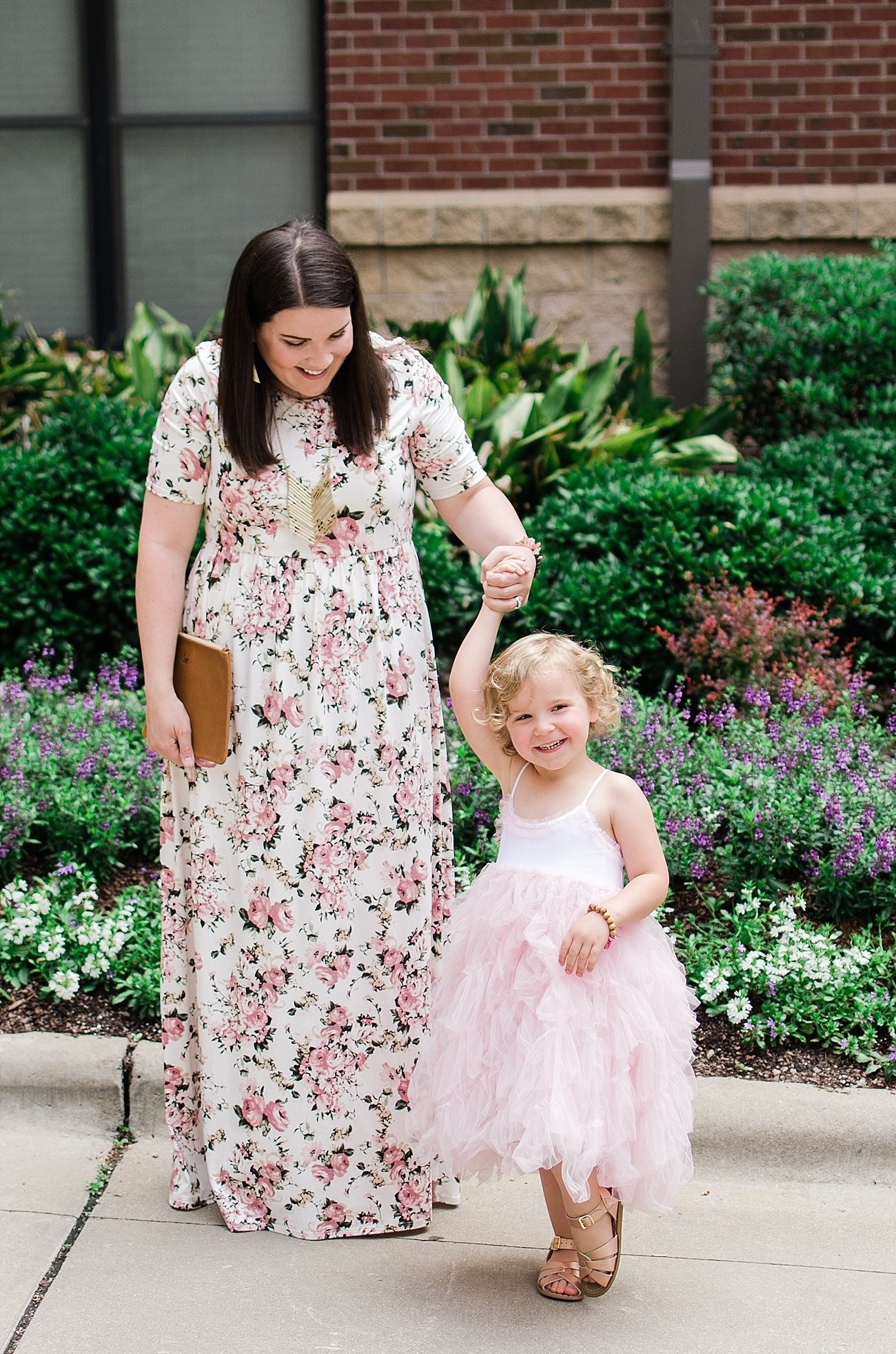 10 Amazing Mommy And Me Picture Ideas wedding guest outfit ethical fashion still being molly