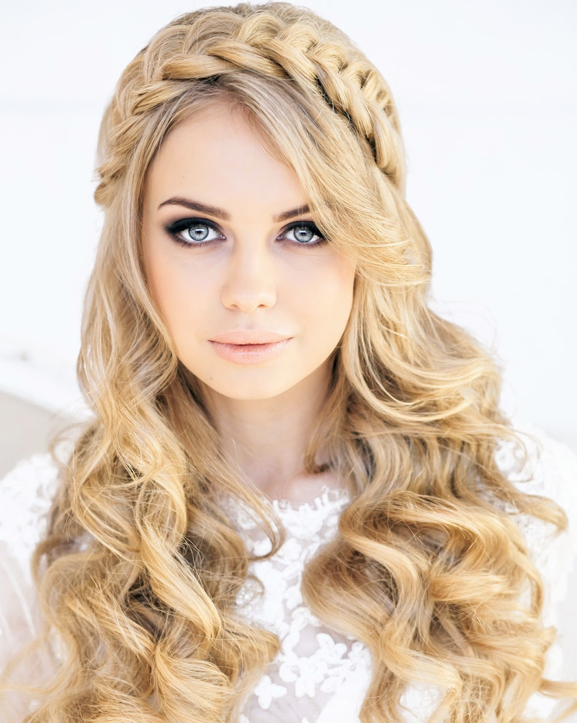 wedding hairstyle ideas for long hair | prom hairstyles, prom and