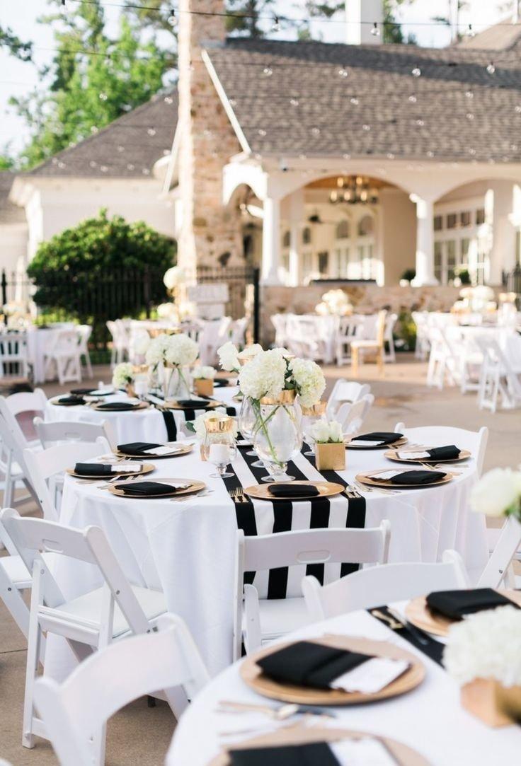 10 Amazing Black And White Wedding Ideas wedding ideas black and white wedding aisle decorations black black 2021
