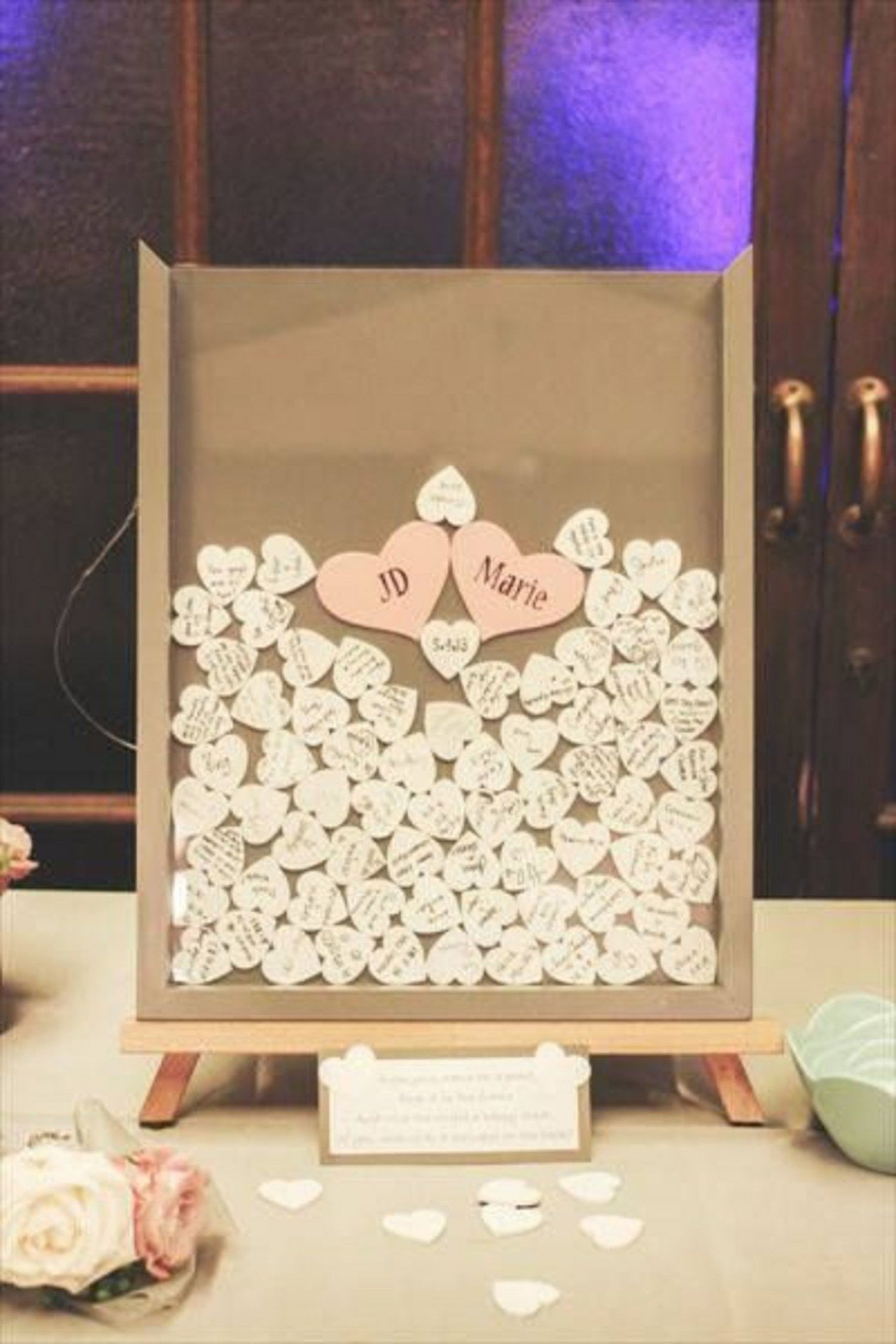 10 Stylish Creative Guest Book Ideas For Wedding wedding ideas wedding inspiration unique wedding guest book cool 2 2020
