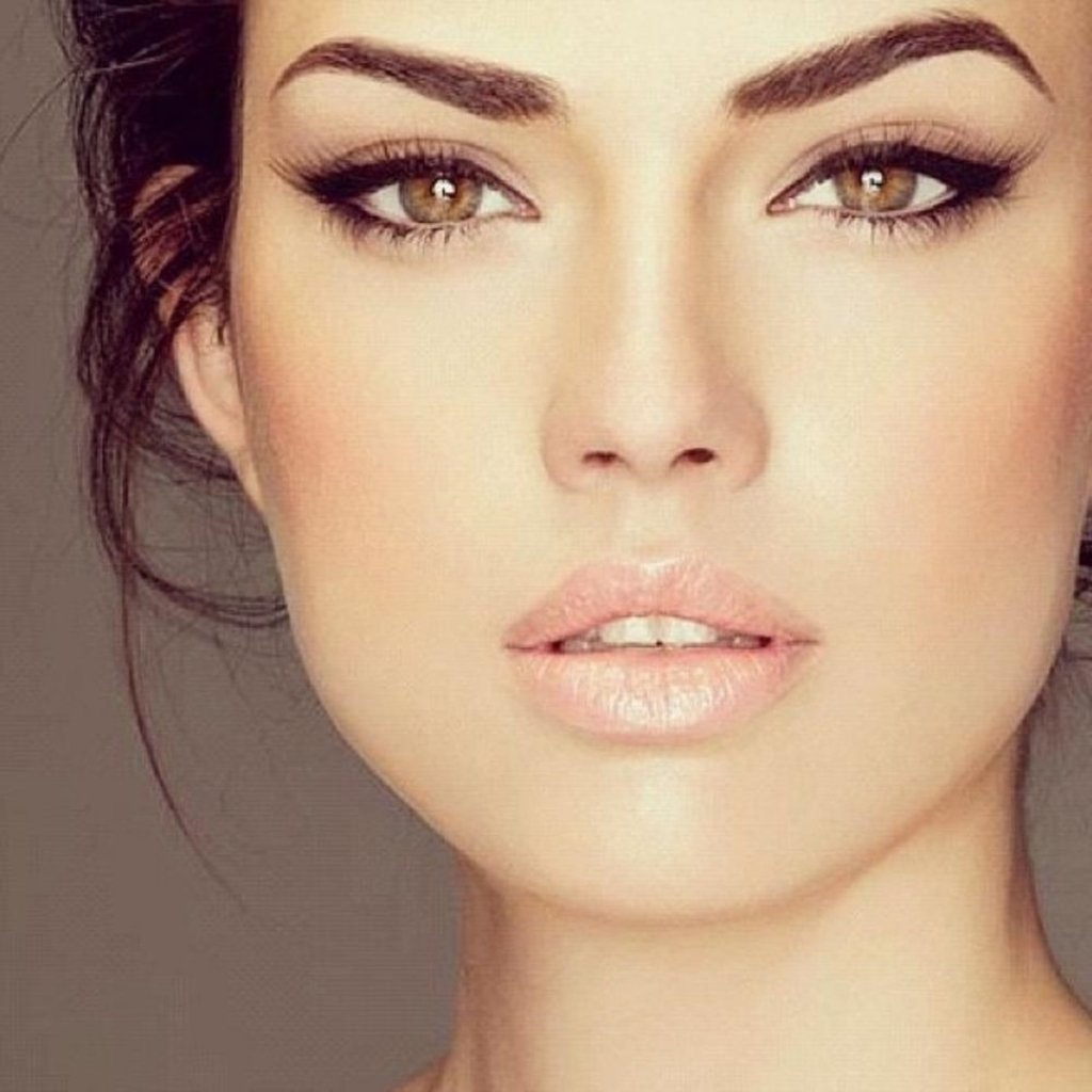 Wedding Makeup For Brunettes With Brown Eyes | Anexa Market