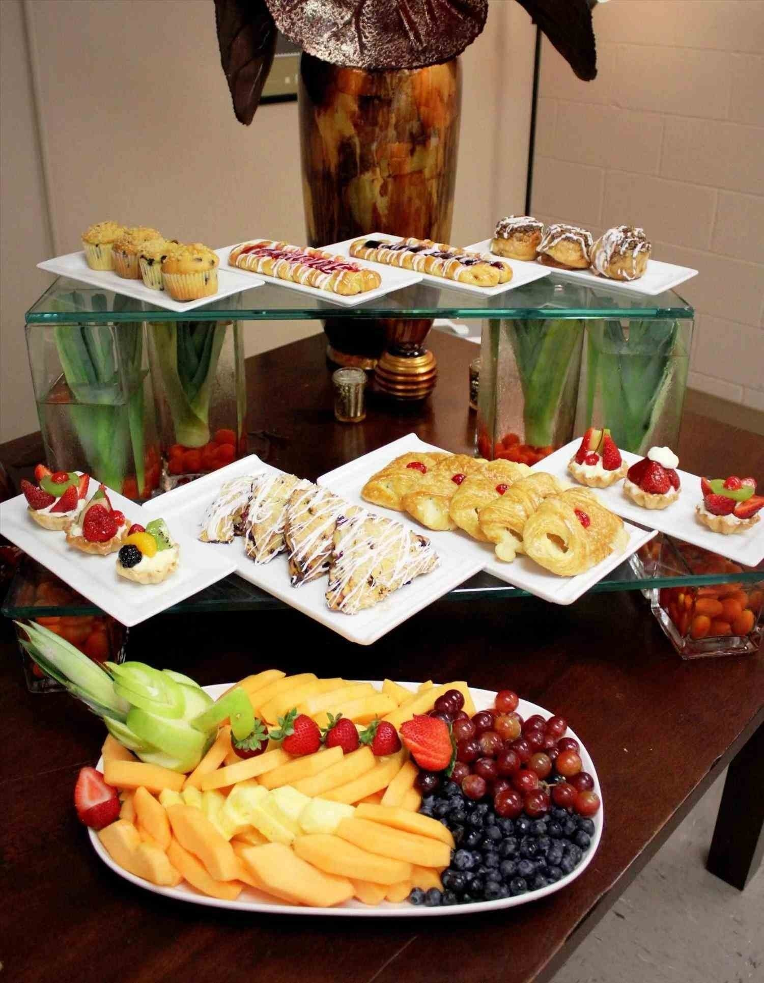 10 Wonderful Wedding Reception Food Ideas On A Budget