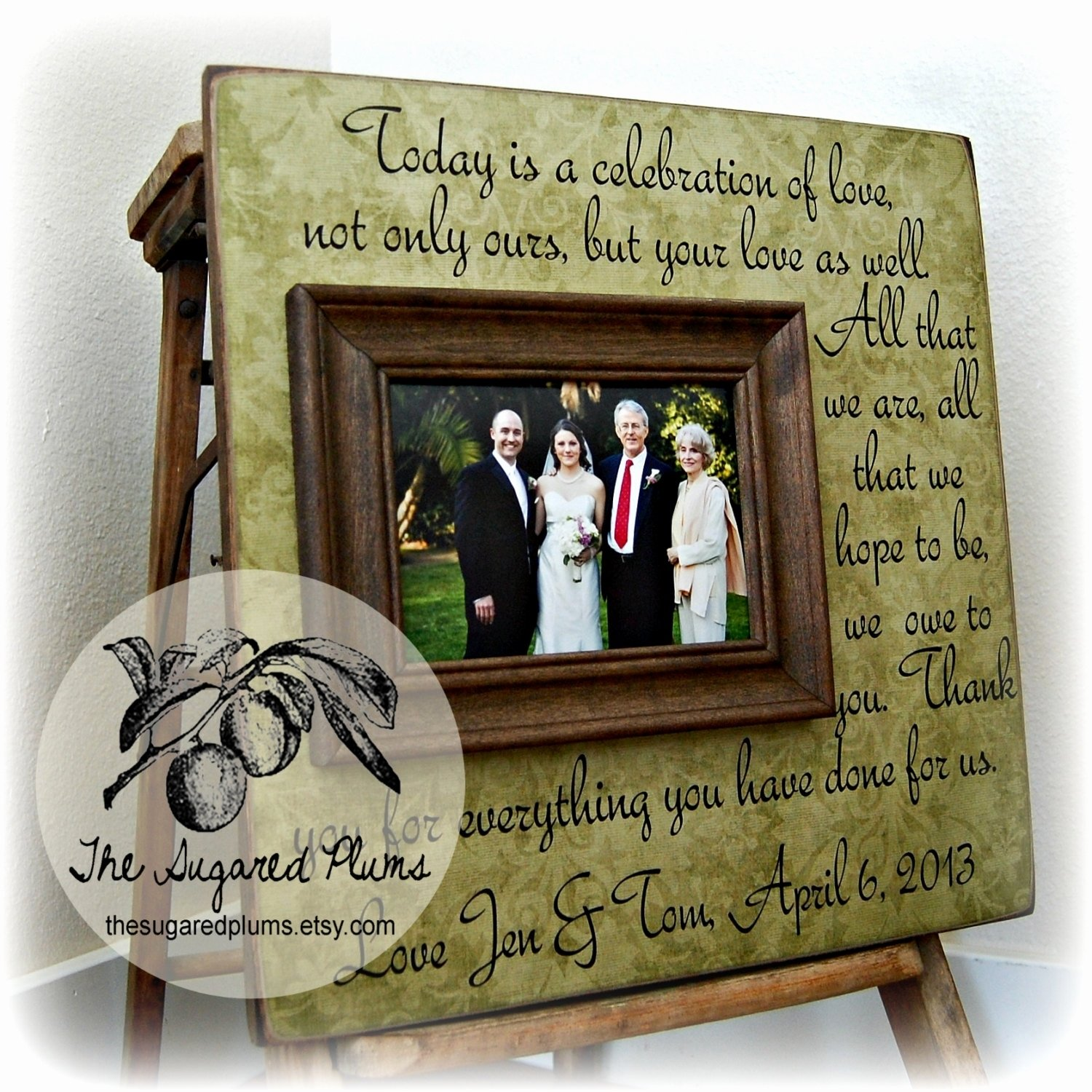 wedding parents gifts new thank you gift ideas for parents - wedding
