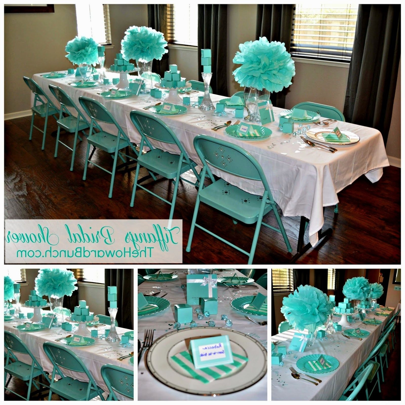 wedding shower table decorations decorating ideas for bridal