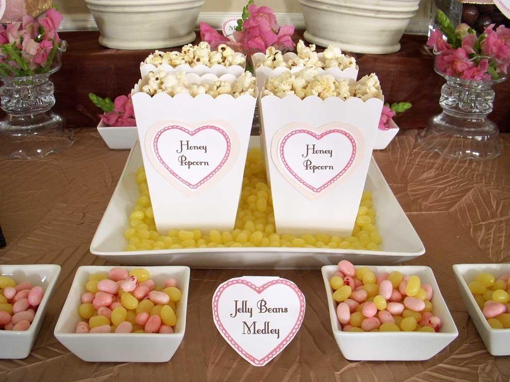 10 Gorgeous Candy Buffet Ideas For Wedding