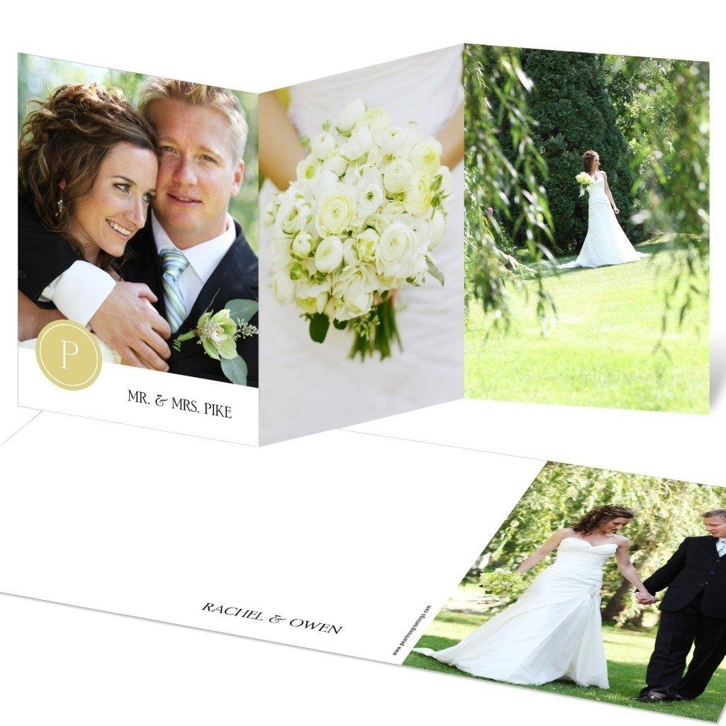 10 Lovely Wedding Thank You Card Ideas wedding thank you card ideas custom designs from pear tree 2020