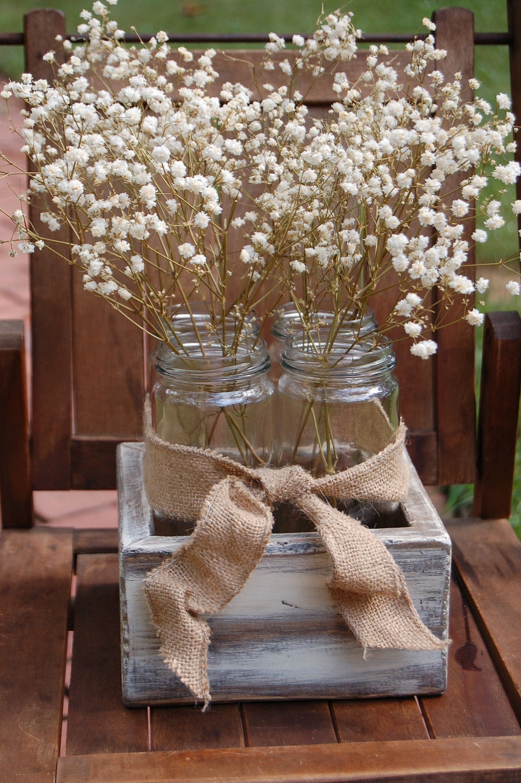 10 Ideal Mason Jar Wedding Centerpieces Ideas %name 2020