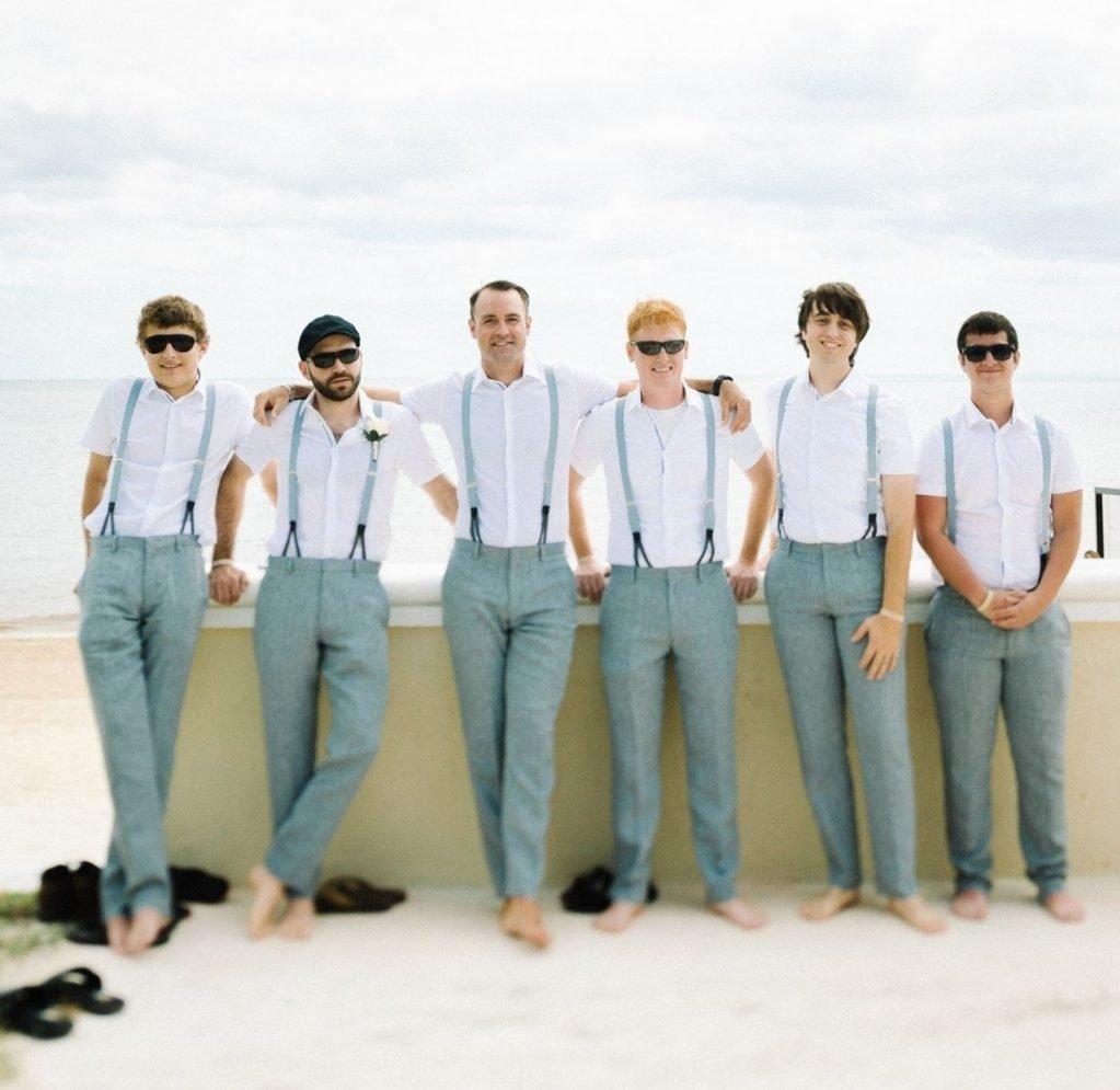 Imágenes de Mens Beach Wedding Attire Casual