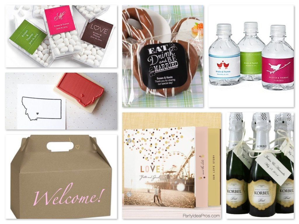 10 Fantastic Ideas For Wedding Welcome Bags wedding welcome bag ideas inspiration partyideapros 2021