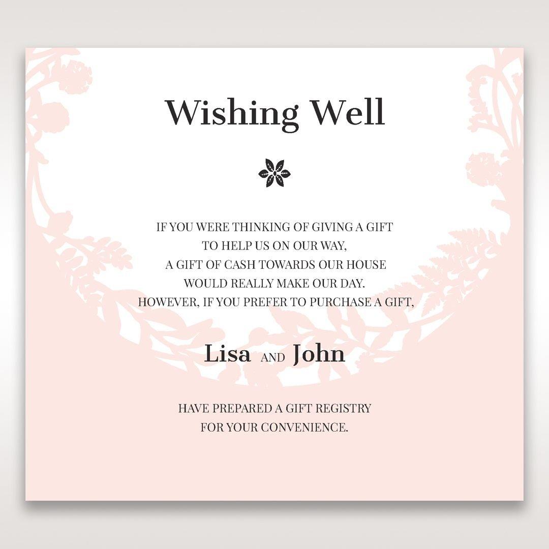 wedding wishing well wording - google search | wishing well