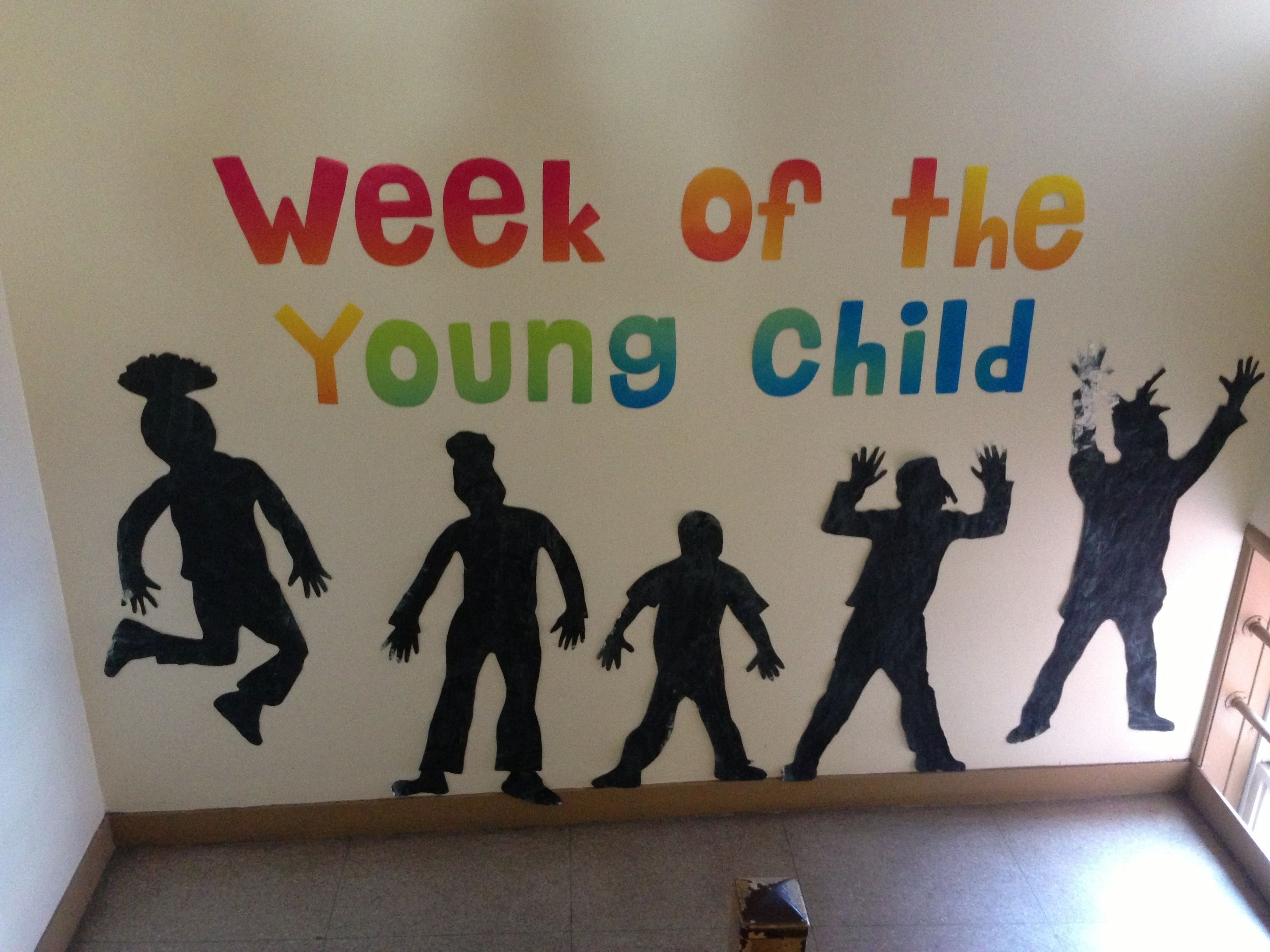 10 Lovely Week Of The Young Child Ideas week of the young child display preschool life pinterest