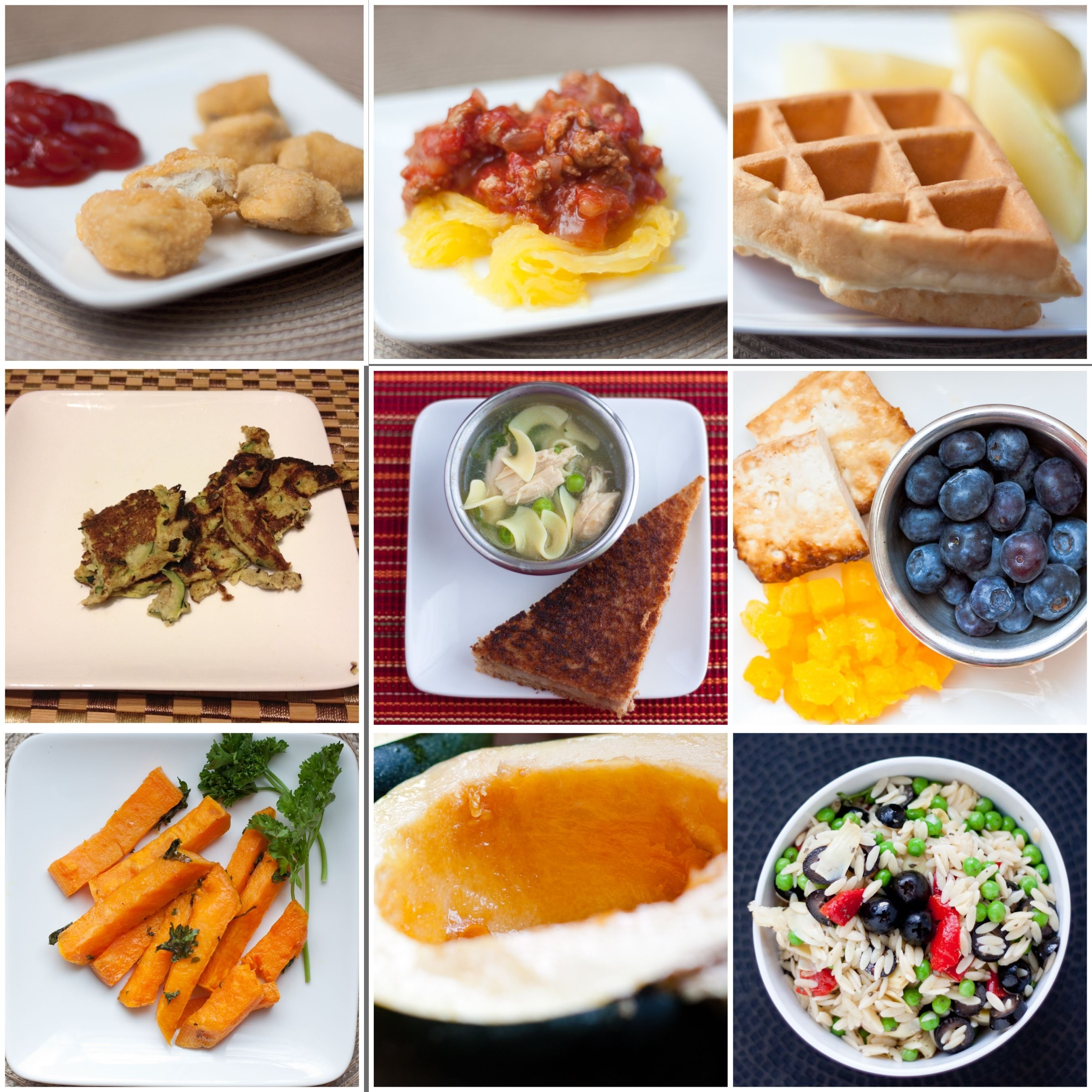 10 Nice Food Ideas For 1 Year Old weekly meal plan for a 1 yr old food for tots pinterest 2020