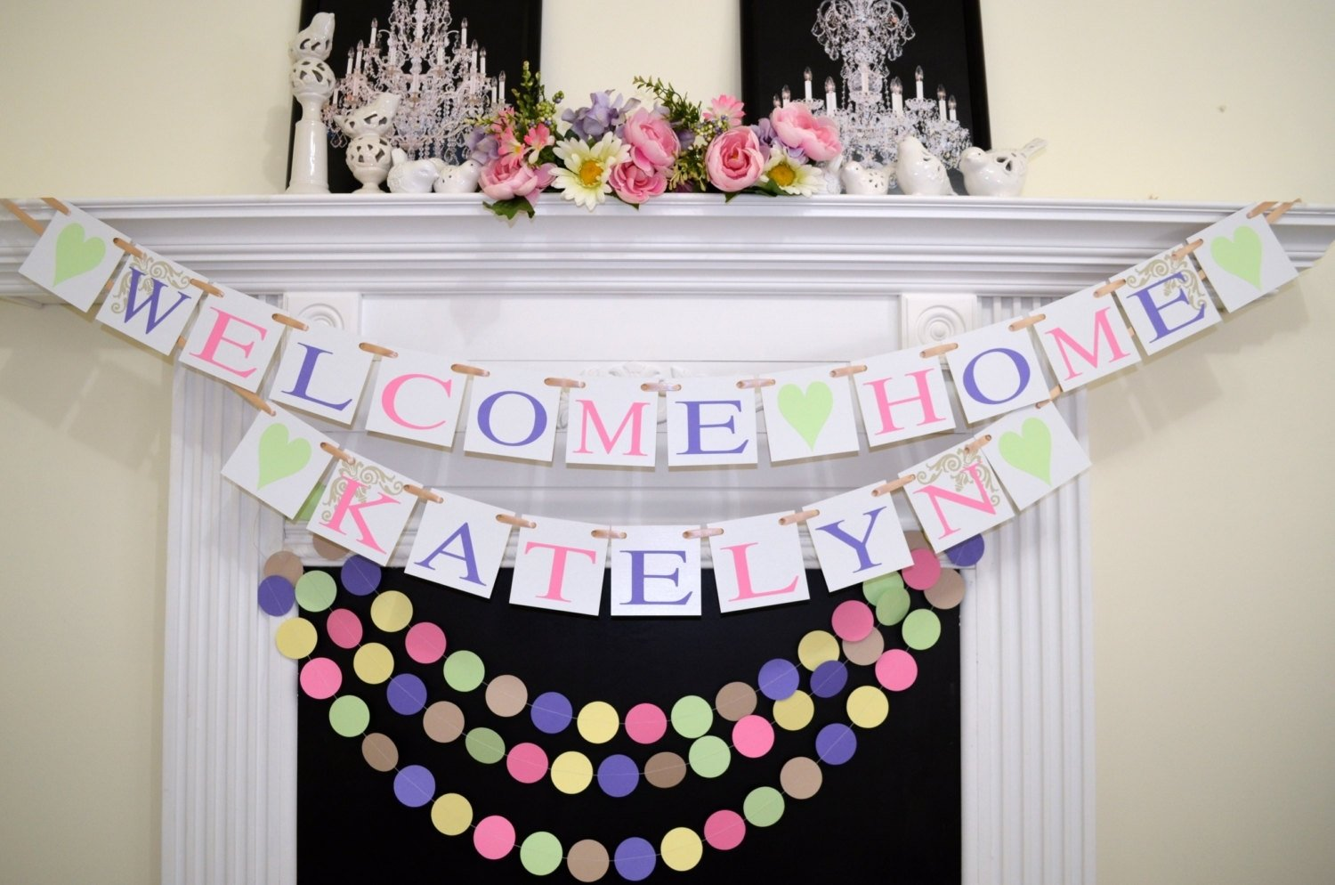 10 Attractive Welcome Home Baby Party Ideas