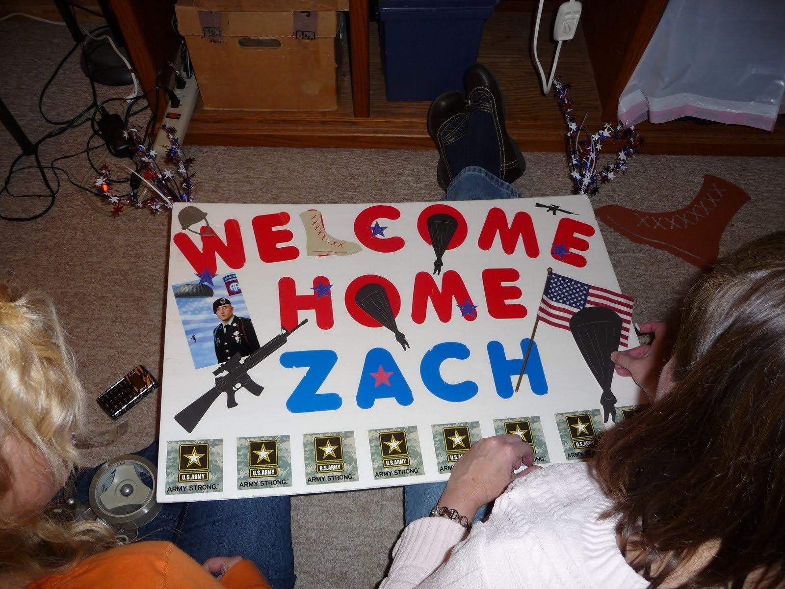 10 Most Recommended Military Welcome Home Sign Ideas welcome home sign ideas army design cincinnati ques 77857 2020