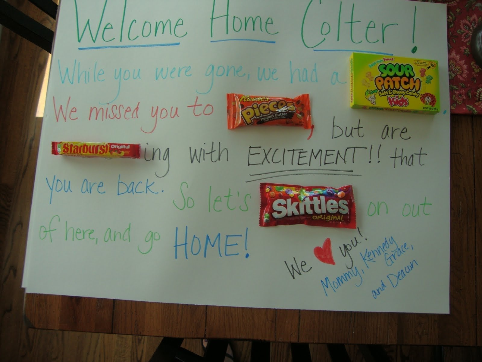 10 Most Recommended Military Welcome Home Sign Ideas welcome home sign one signs made cincinnati ques 77861 2020
