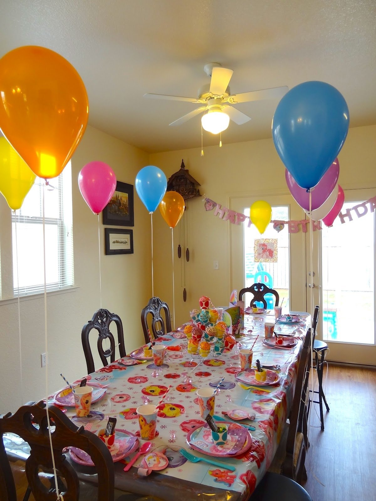 10 Pretty 6Th Birthday Party Ideas For Girls welcome to the krazy kingdom tayas 5th birthday party my little pony 1