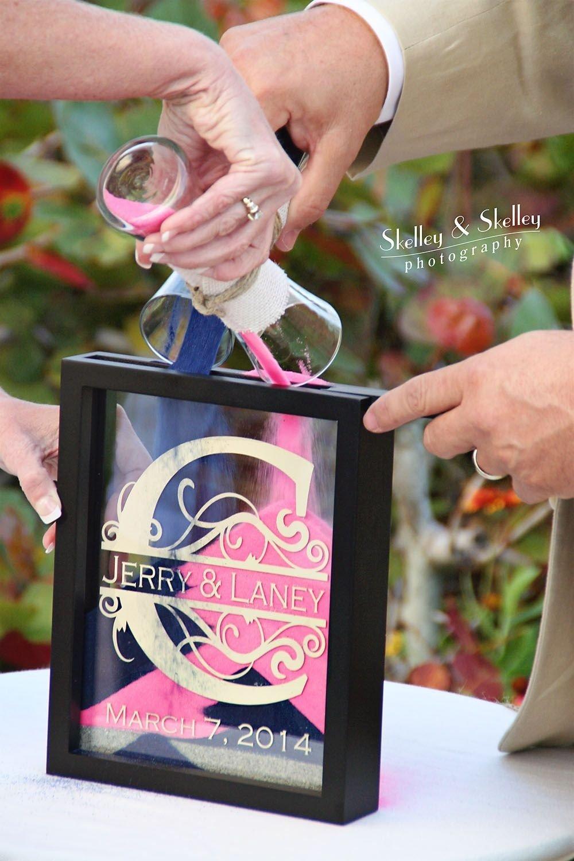 10 Beautiful Unity Ideas For Wedding Ceremony were having a unity sand ceremony and i think i like this idea