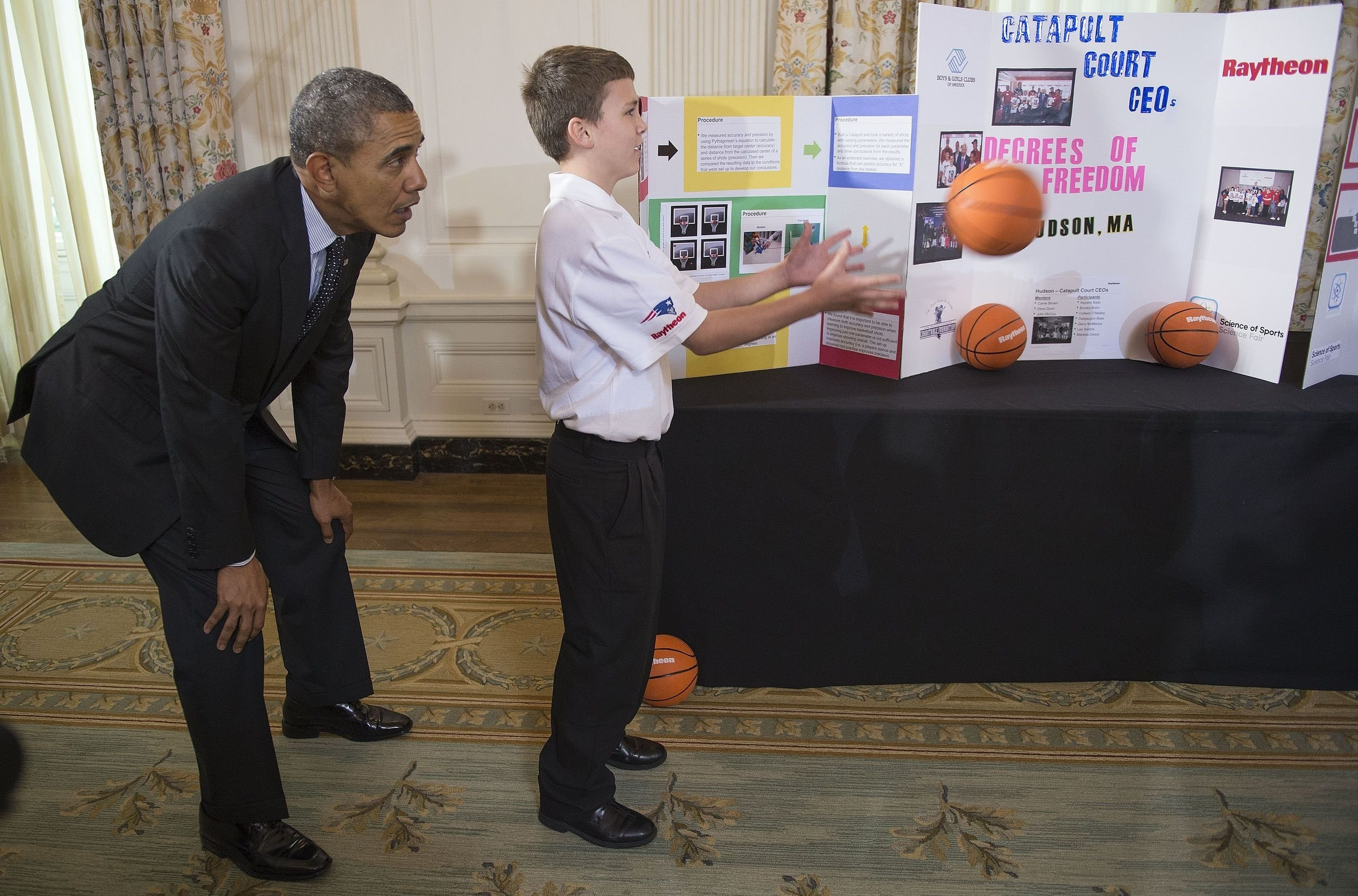 10 Awesome Sports Science Fair Project Ideas wh science fair i love this event democratic underground