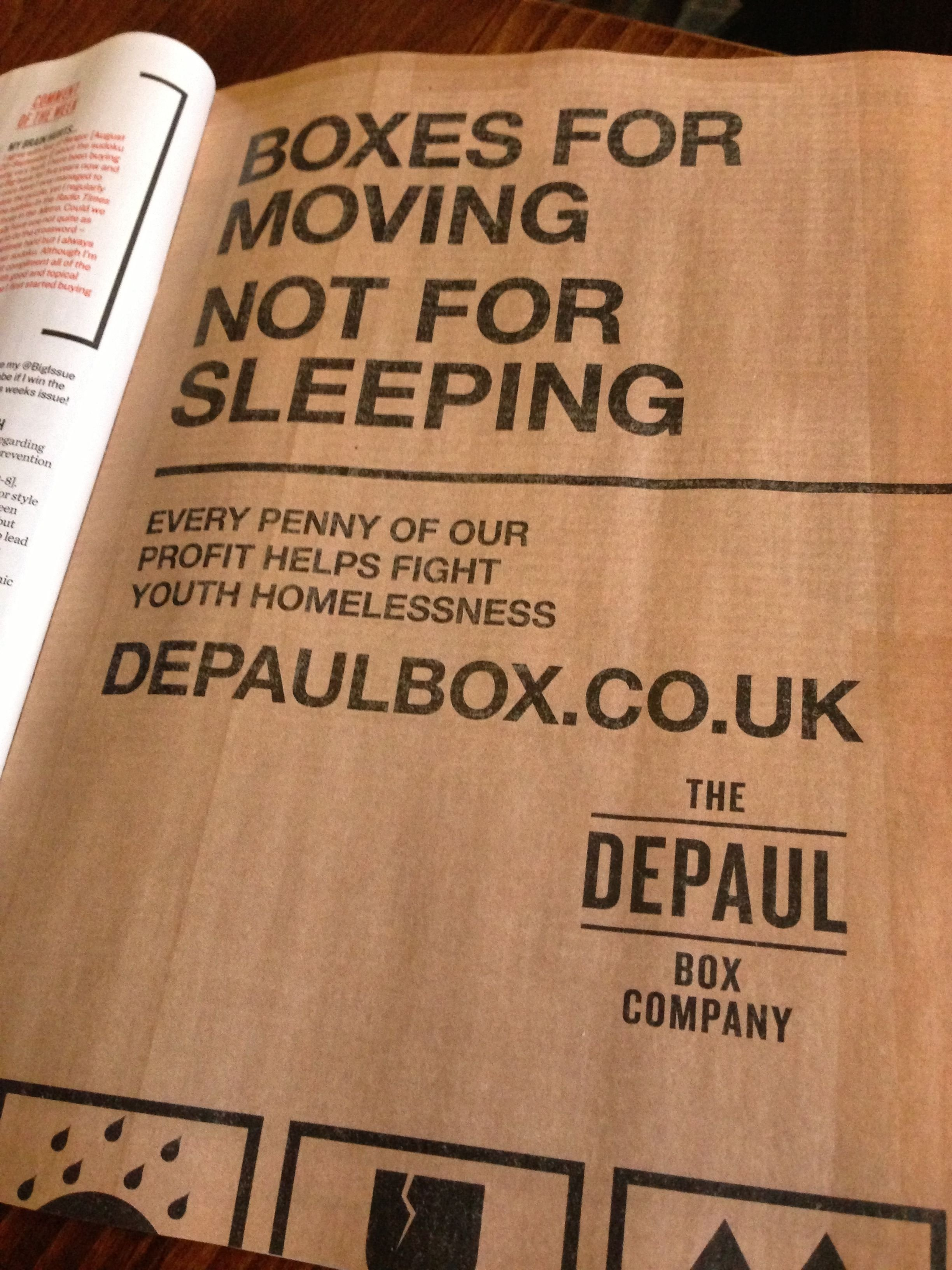 10 Lovable Selling An Idea To A Company what a fab idea company selling moving boxes with all profits going 2021